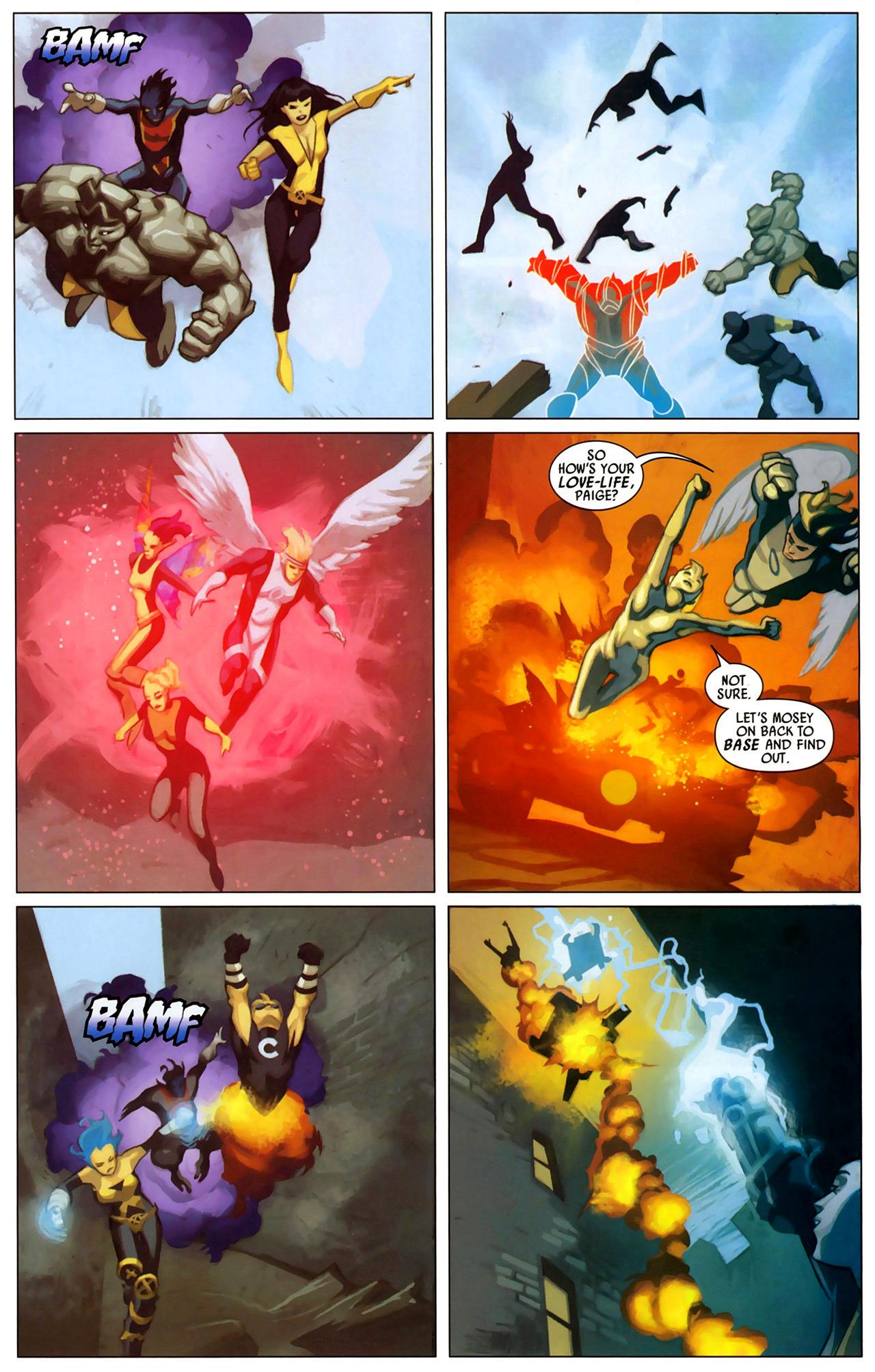 Read online Secret Invasion: X-Men comic -  Issue #2 - 15