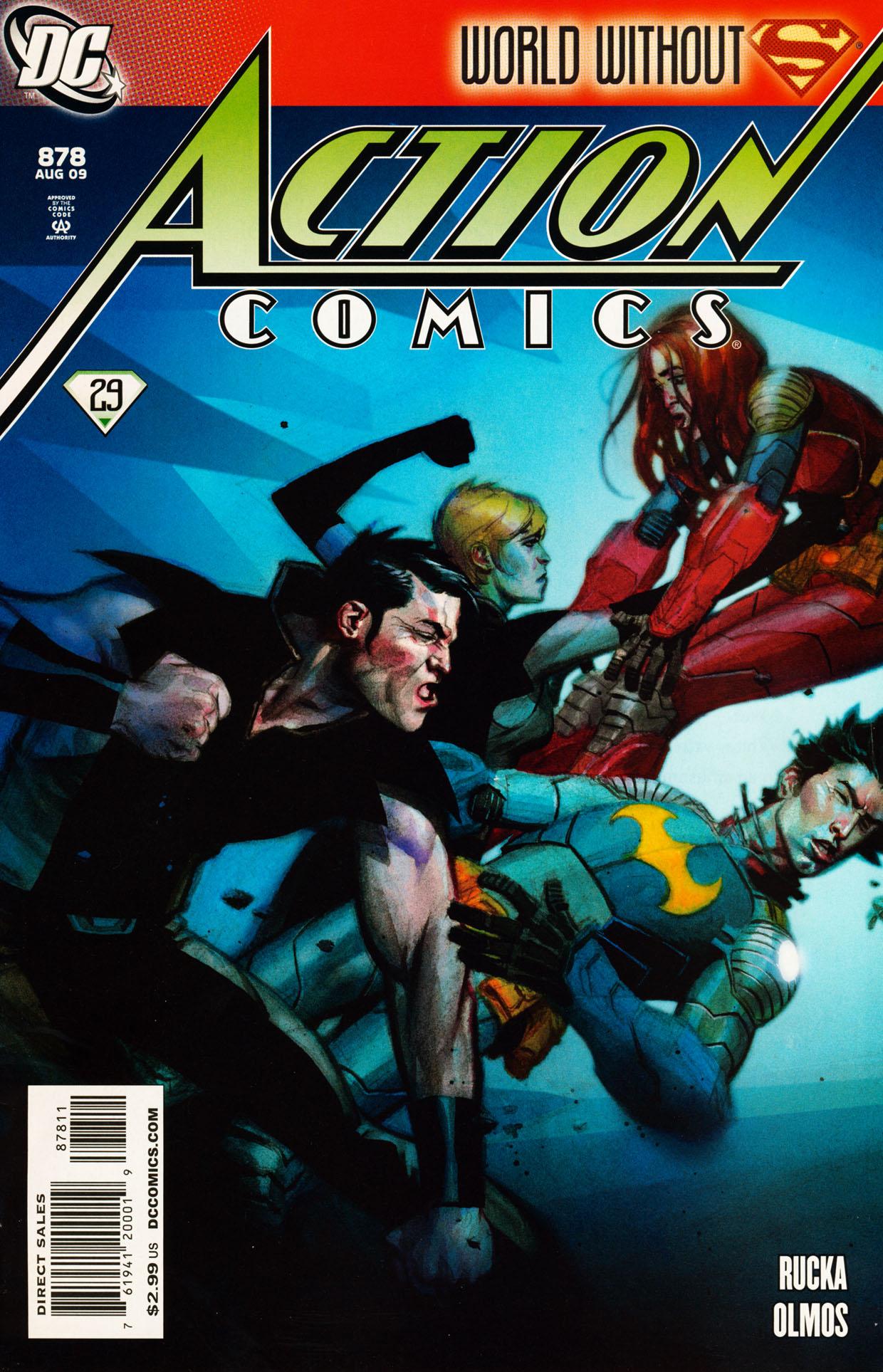Action Comics (1938) 878 Page 1