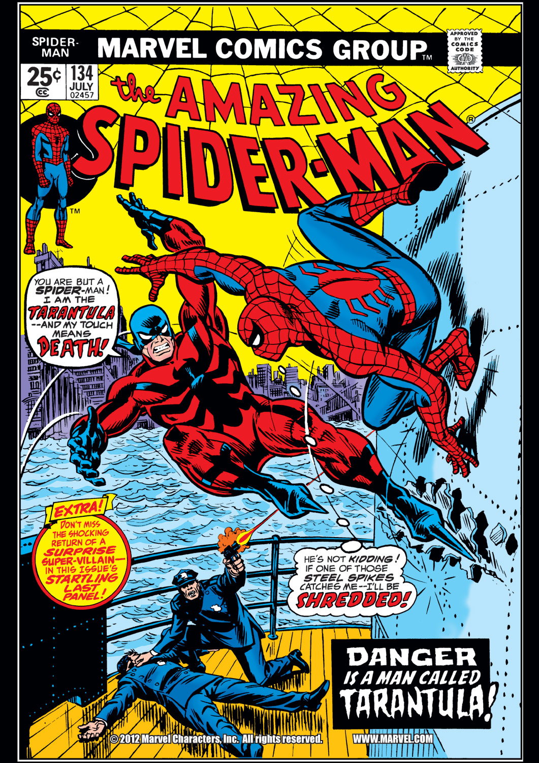 The Amazing Spider-Man (1963) 134 Page 1