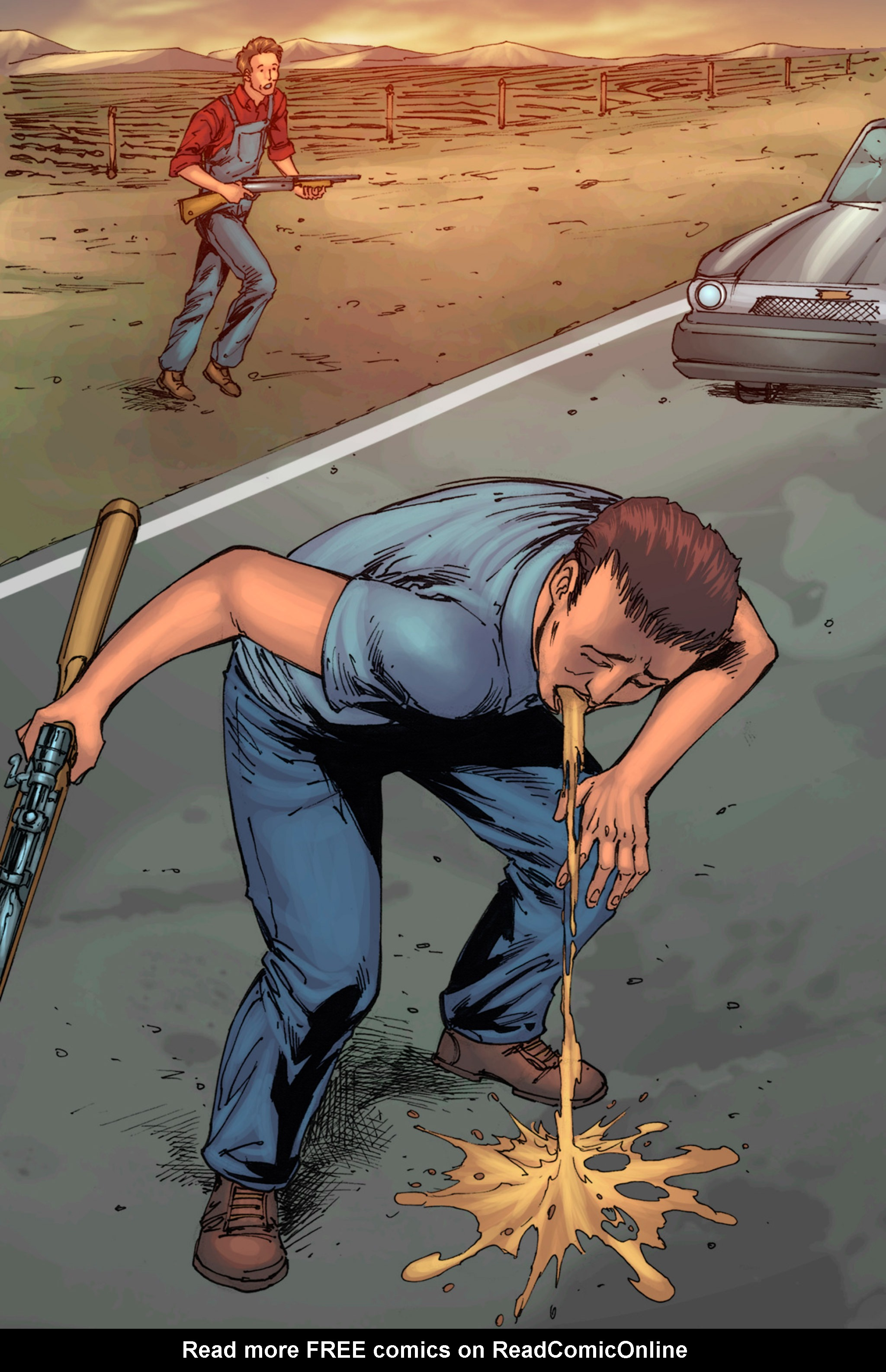 Read online Z-Men comic -  Issue #1 - 27