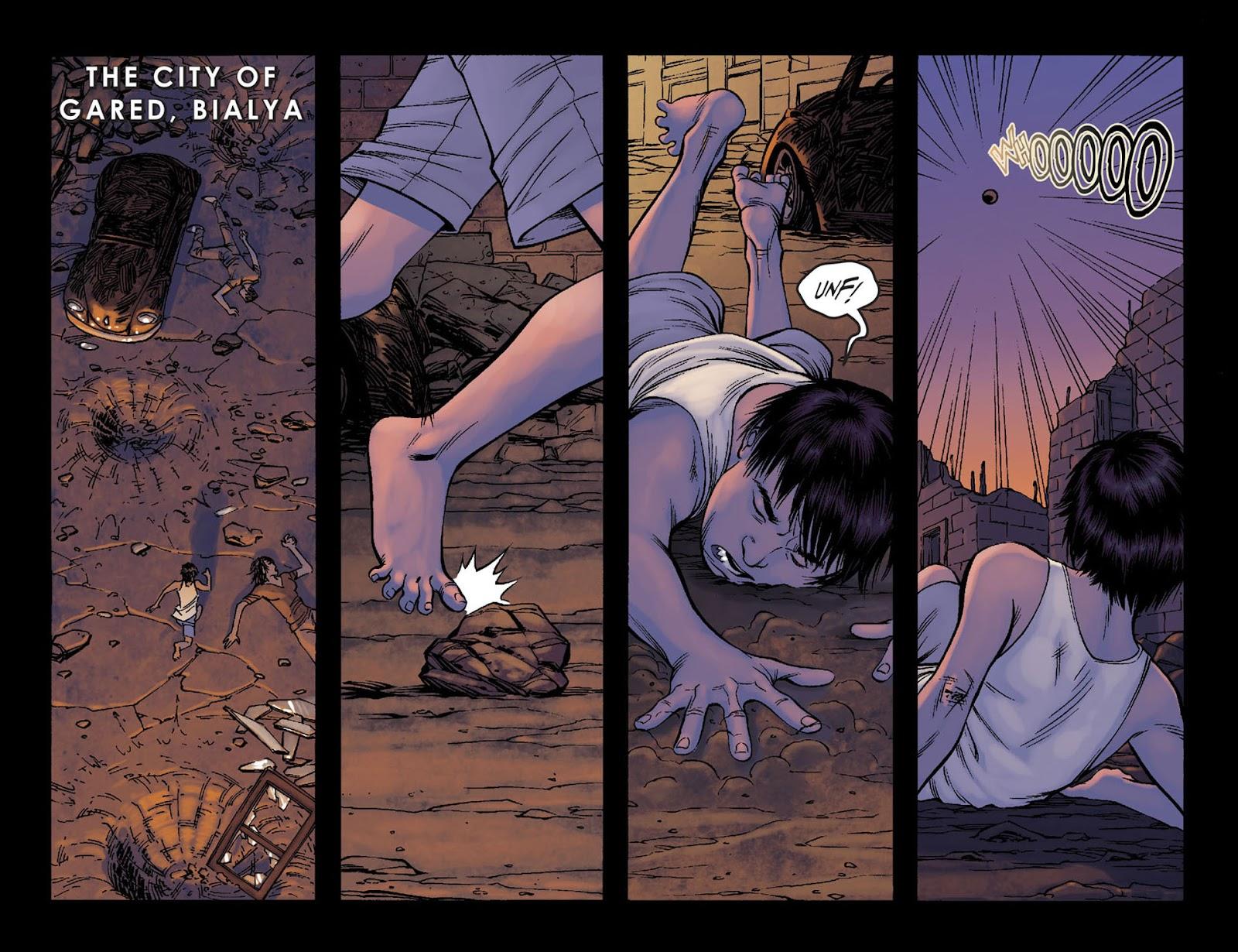 Injustice: Gods Among Us [I] Issue #6 #7 - English 7