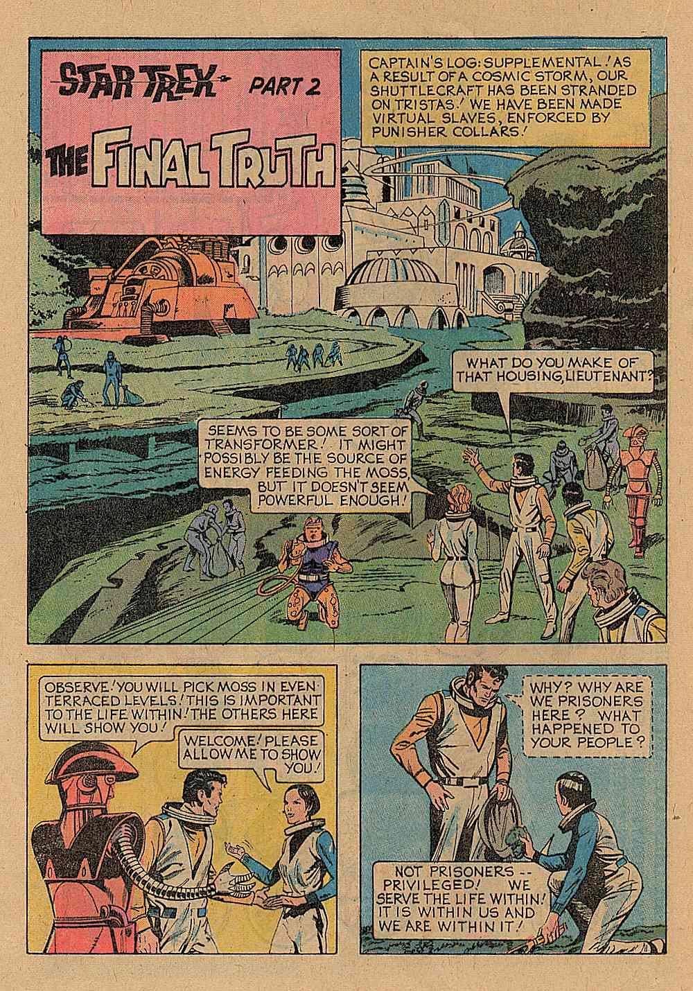 Star Trek (1967) Issue #31 #31 - English 15