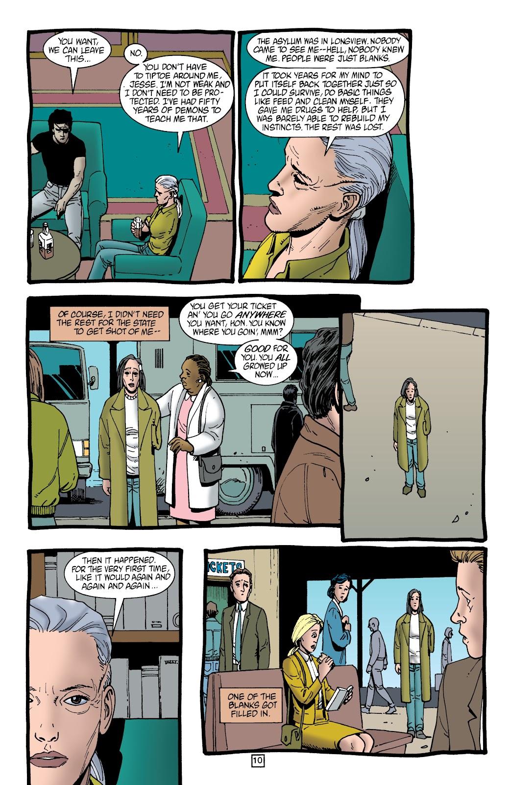 Preacher Issue #43 #52 - English 11