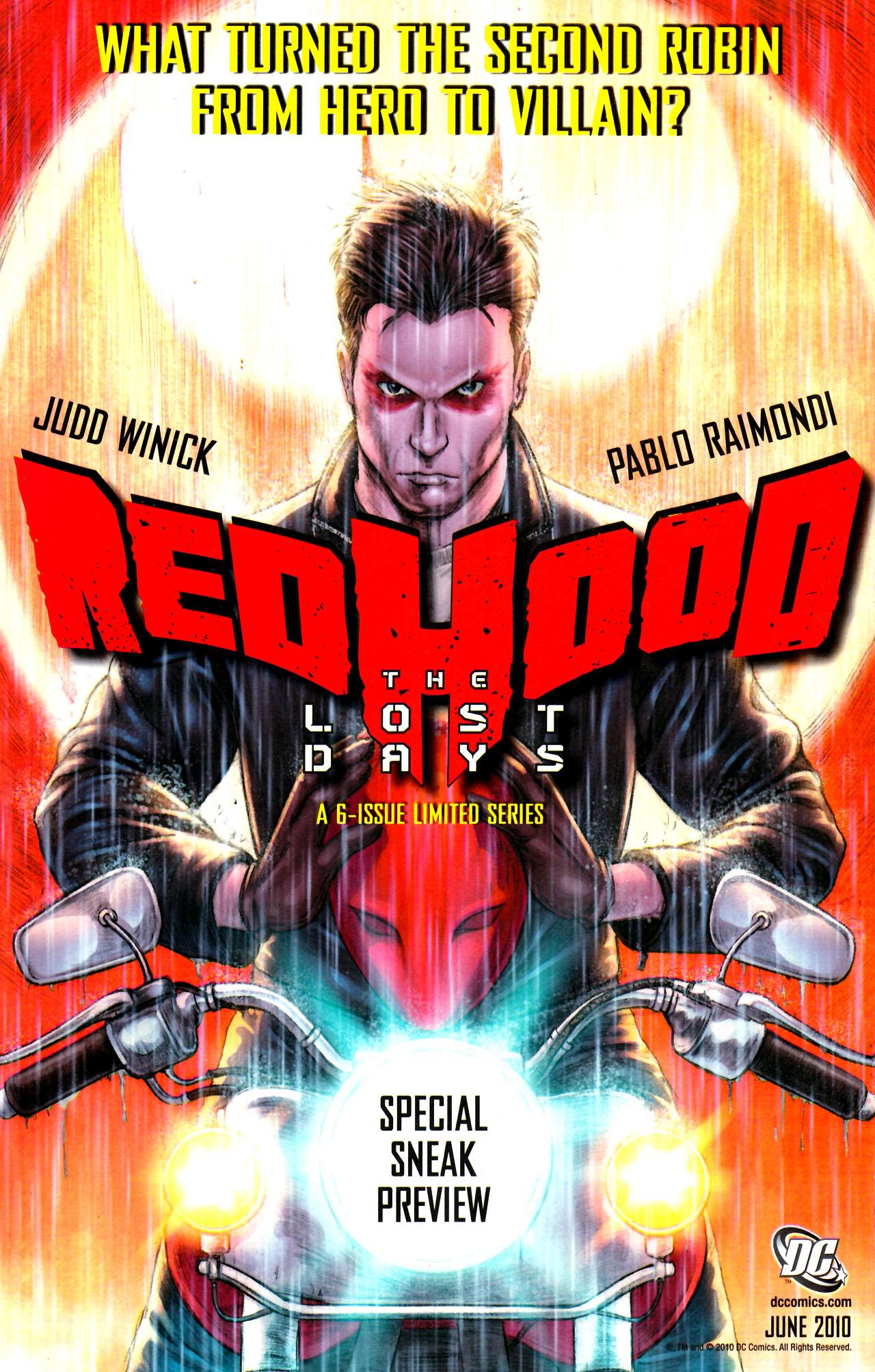 Read online Adventure Comics (2009) comic -  Issue #12 - 32