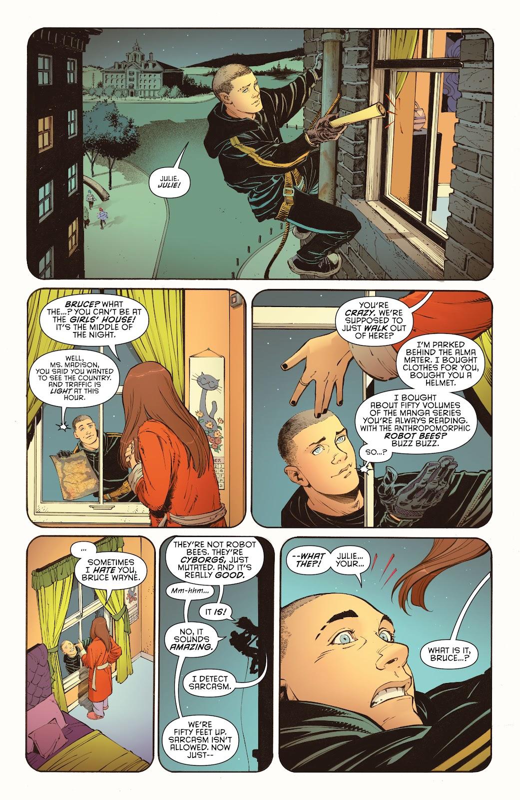 Batman (2011) Issue #30 #49 - English 2