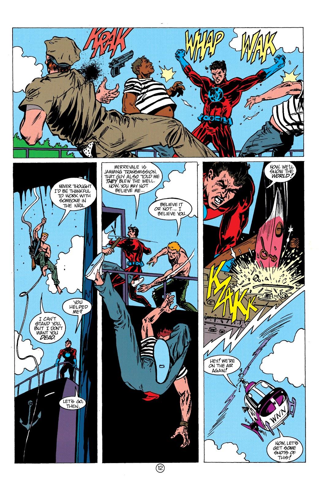 Aquaman (1991) Issue #10 #10 - English 13