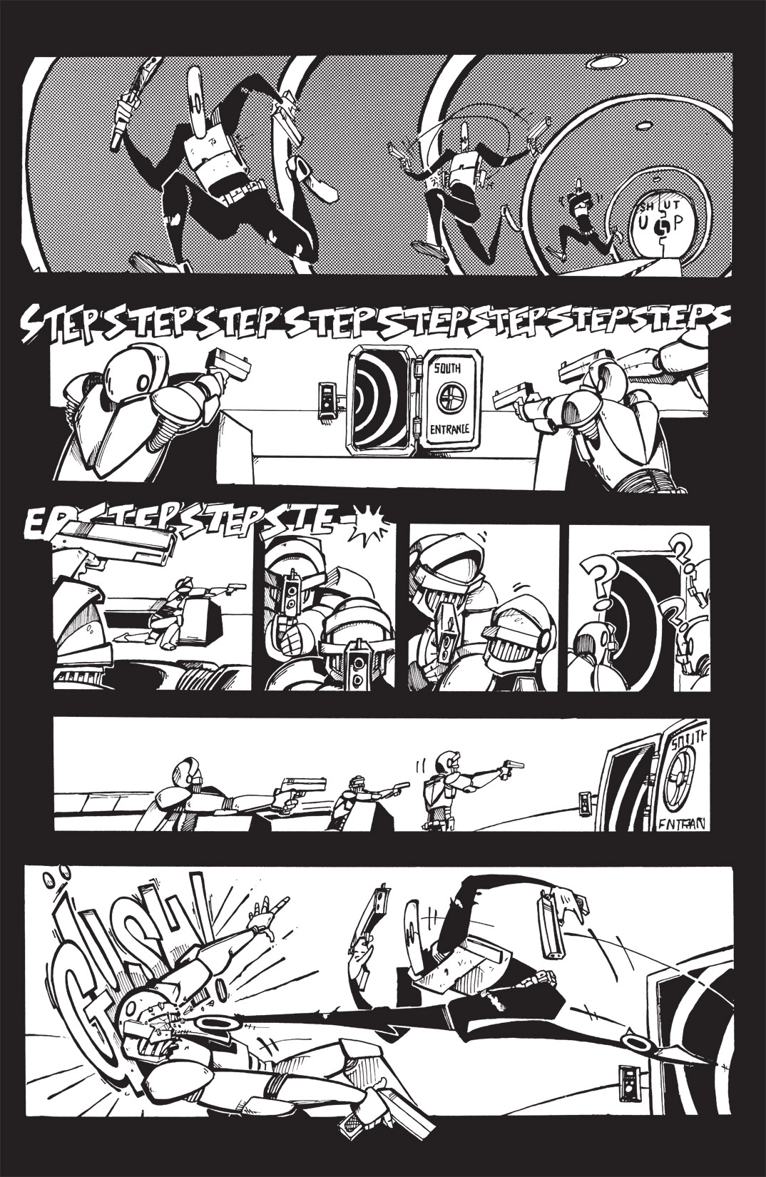 Read online Scud: The Disposable Assassin: The Whole Shebang comic -  Issue # TPB (Part 1) - 59