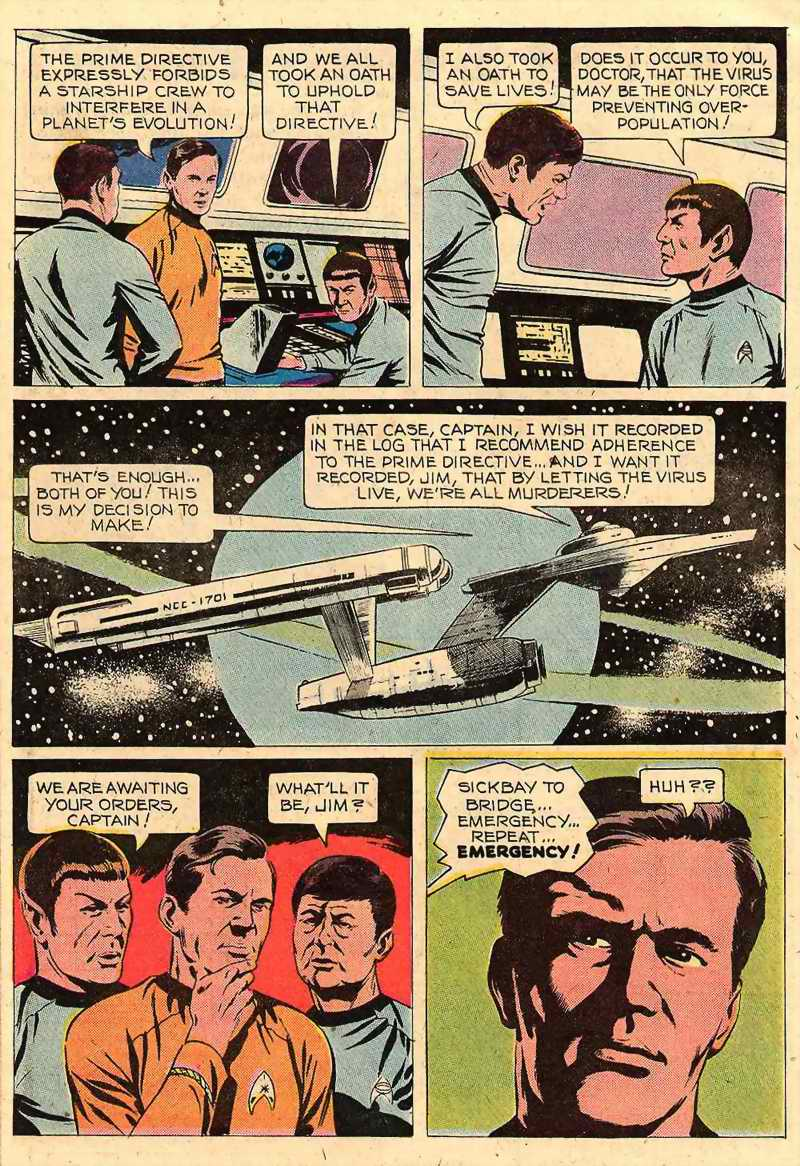 Star Trek (1967) #58 #58 - English 16