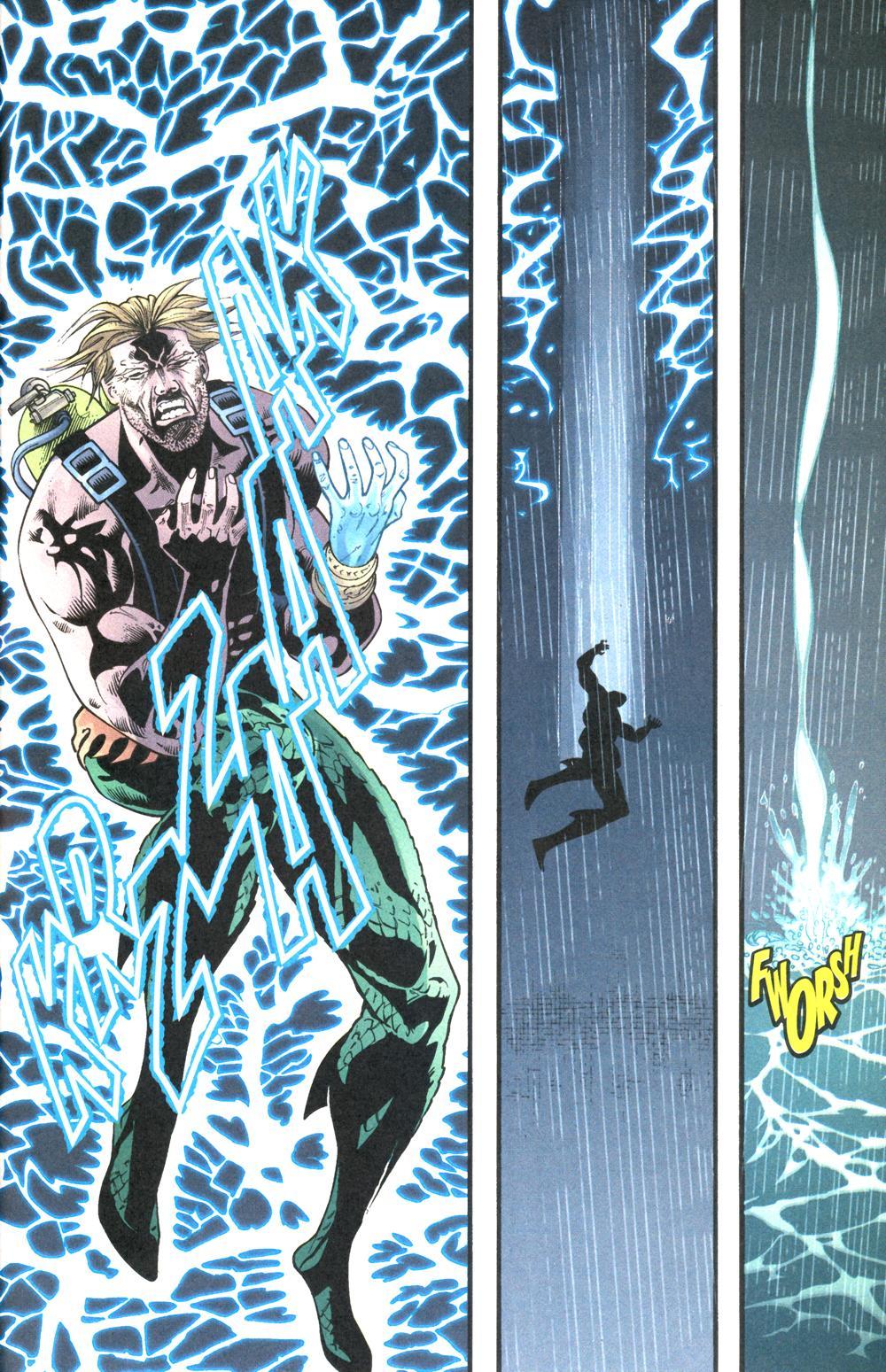 Aquaman (2003) Issue #13 #13 - English 19
