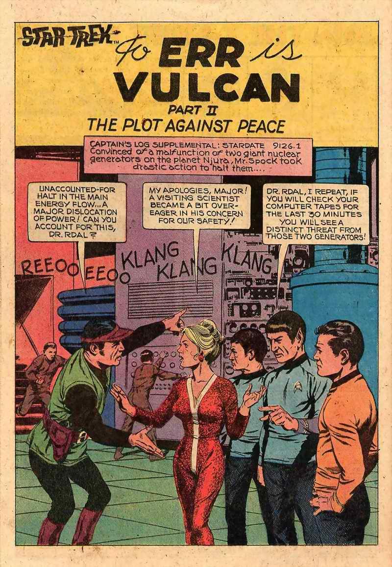 Star Trek (1967) #59 #59 - English 12