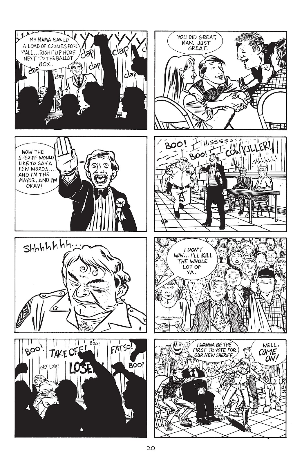 Stray Bullets Issue #13 #13 - English 22