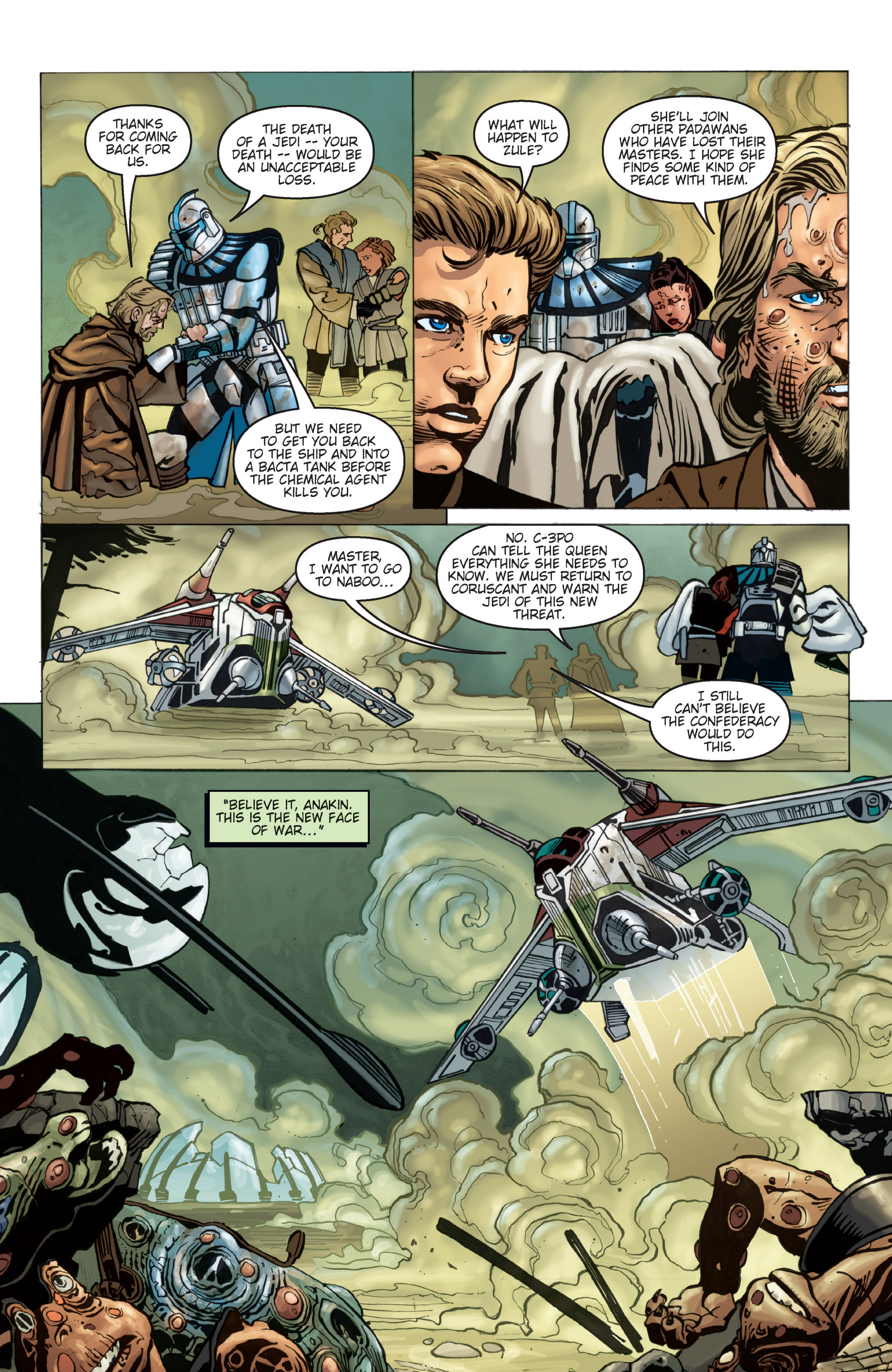 Star Wars Legends Epic Collection: The Clone Wars chap 1 pic 143