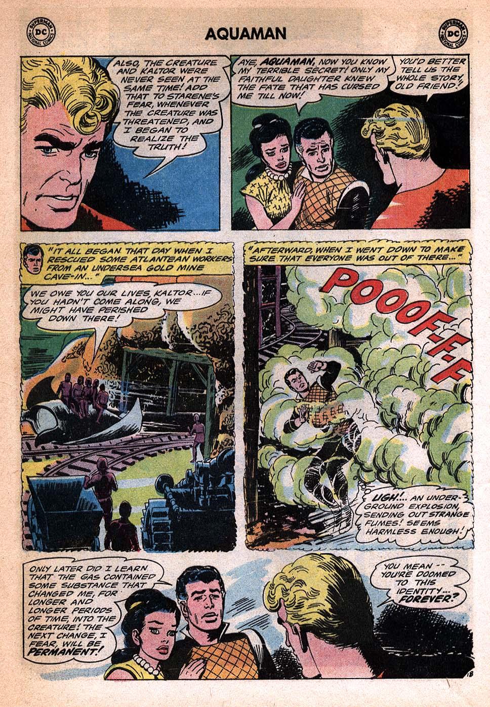 Aquaman (1962) Issue #20 #20 - English 24