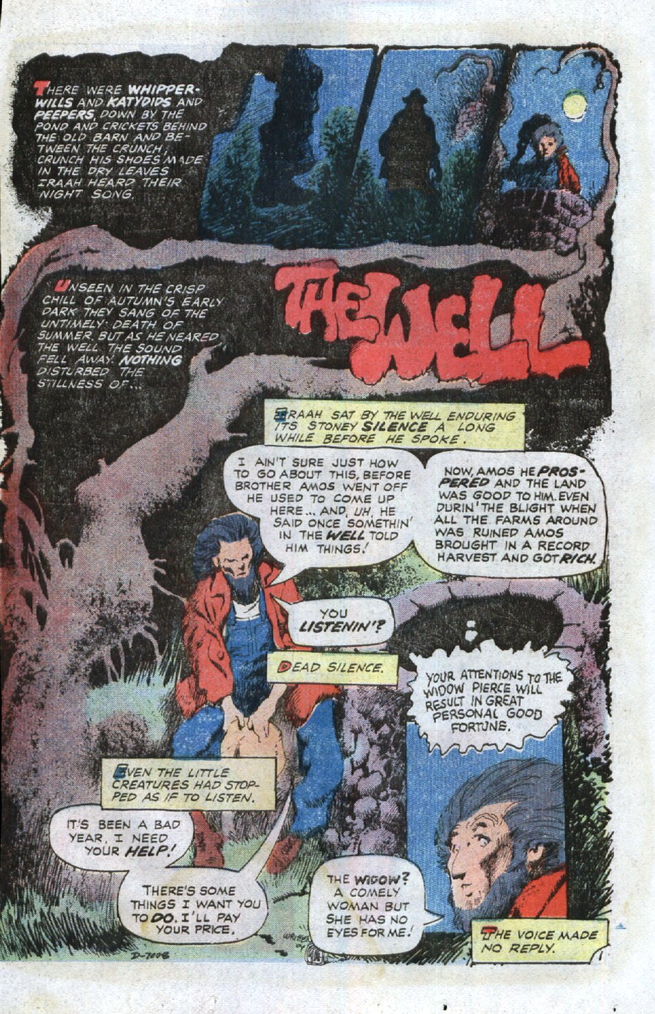 Read online Scary Tales comic -  Issue #33 - 15