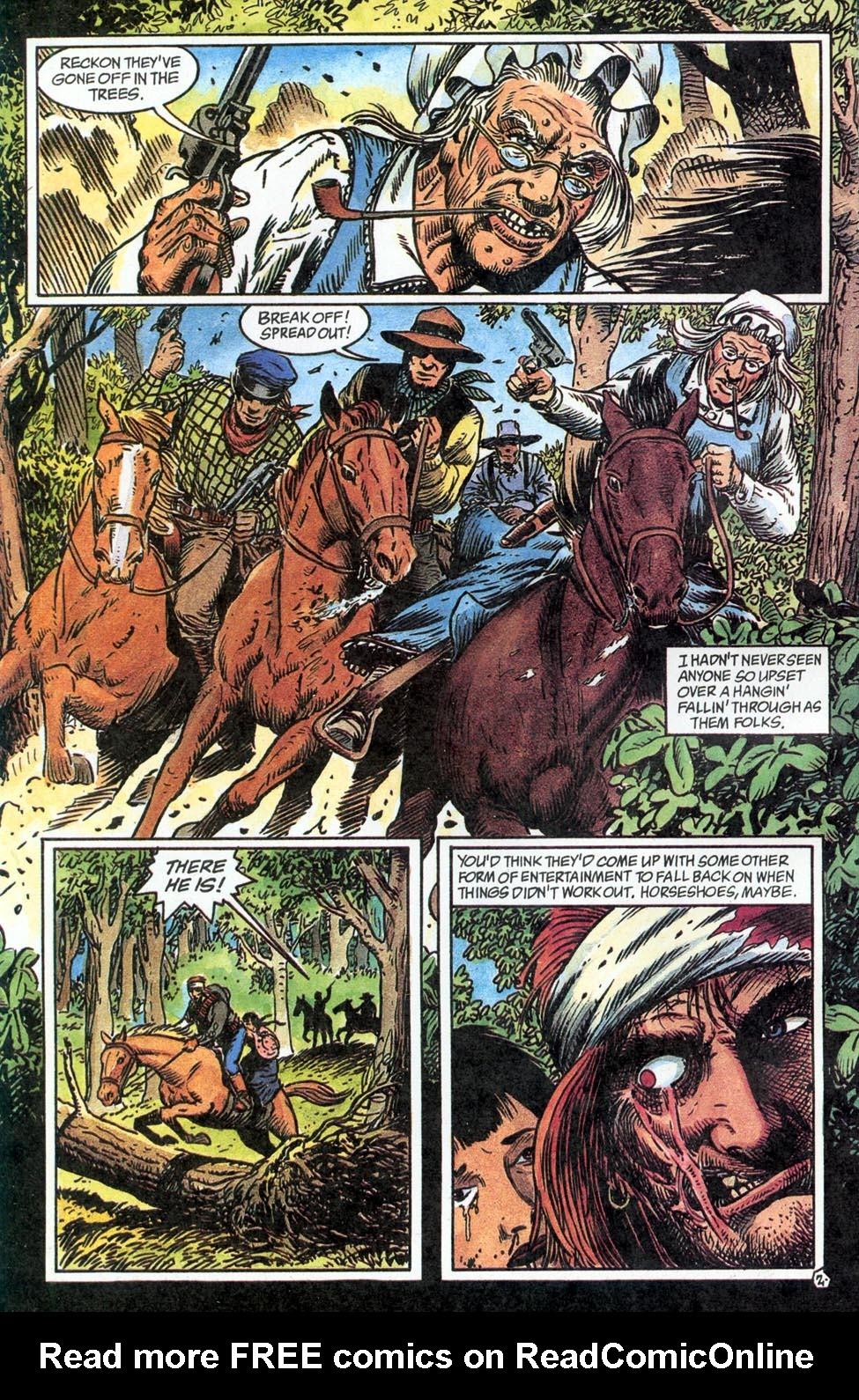 Jonah Hex: Two-Gun Mojo Issue #3 #3 - English 4