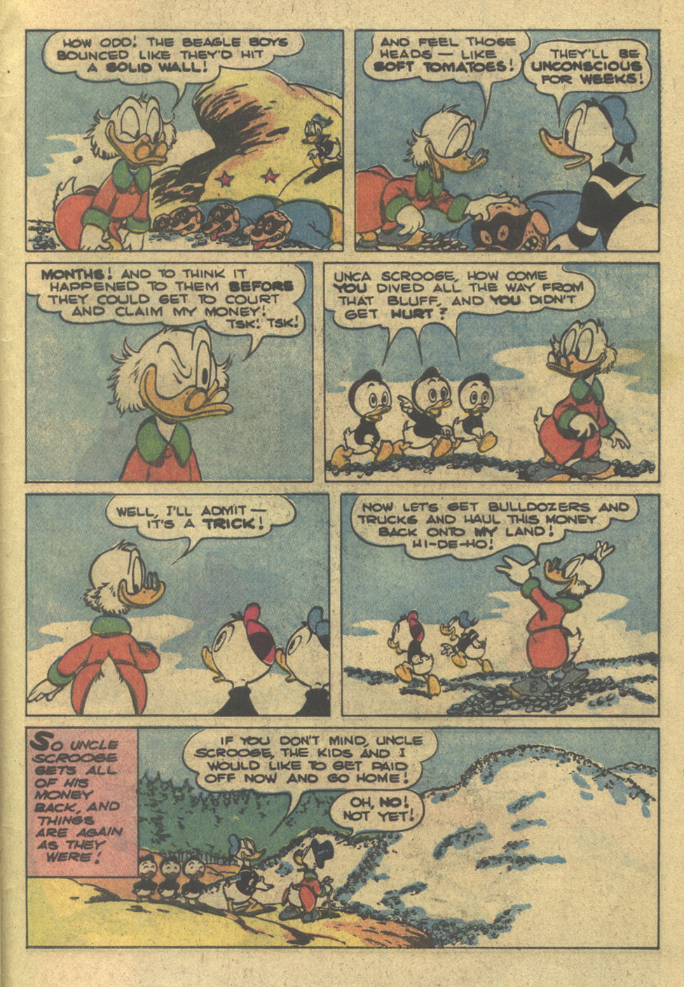 Uncle Scrooge (1953) Issue #195 #195 - English 33