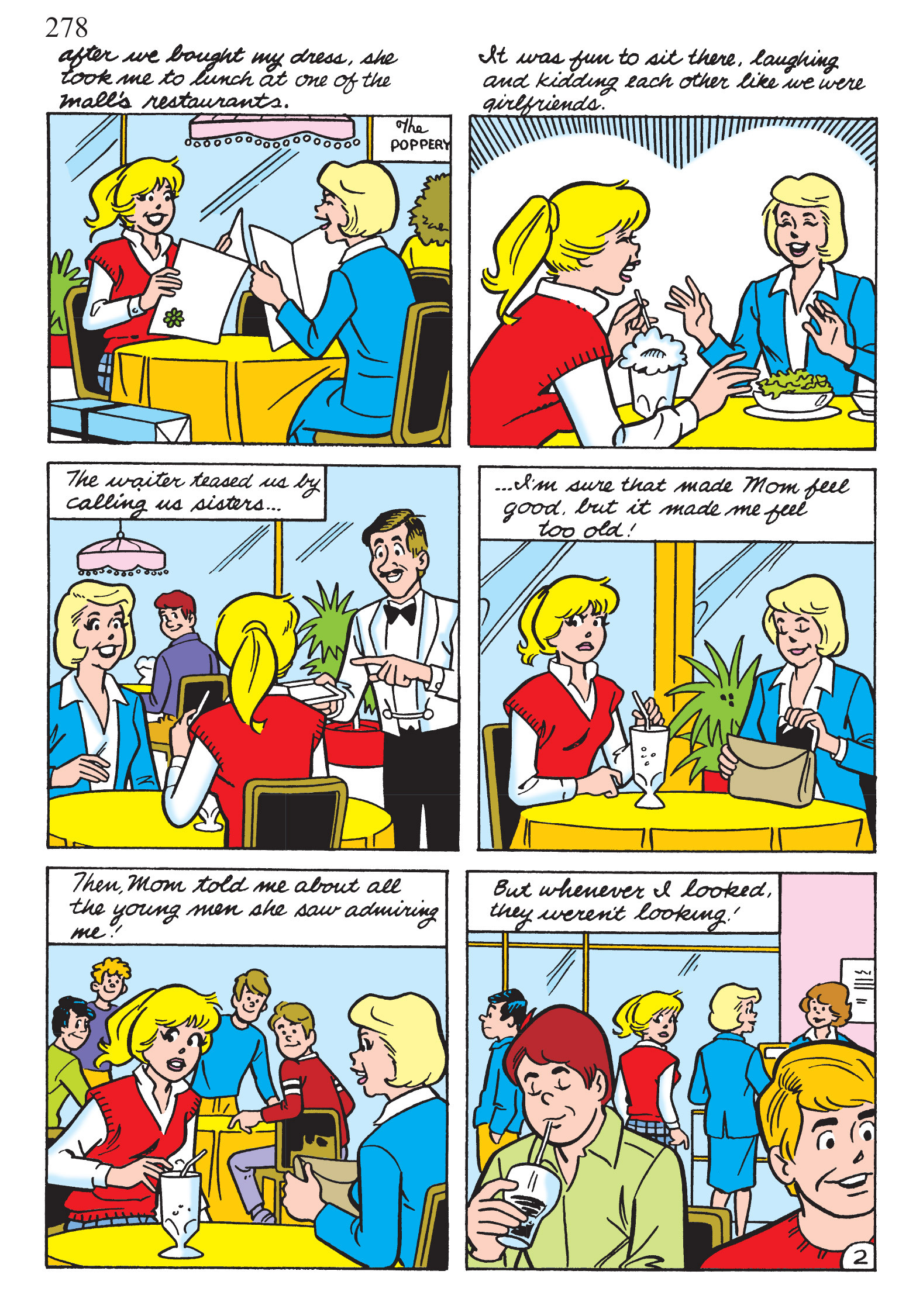 Read online The Best of Archie Comics comic -  Issue # TPB 1 (Part 2) - 50