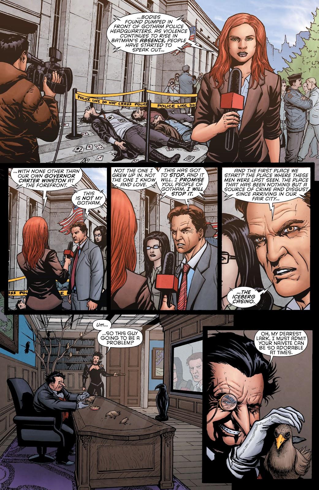 Batman (2011) Issue #23.3 #41 - English 9