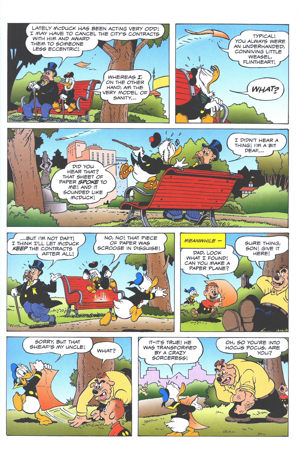 Uncle Scrooge (1953) Issue #373 #373 - English 37