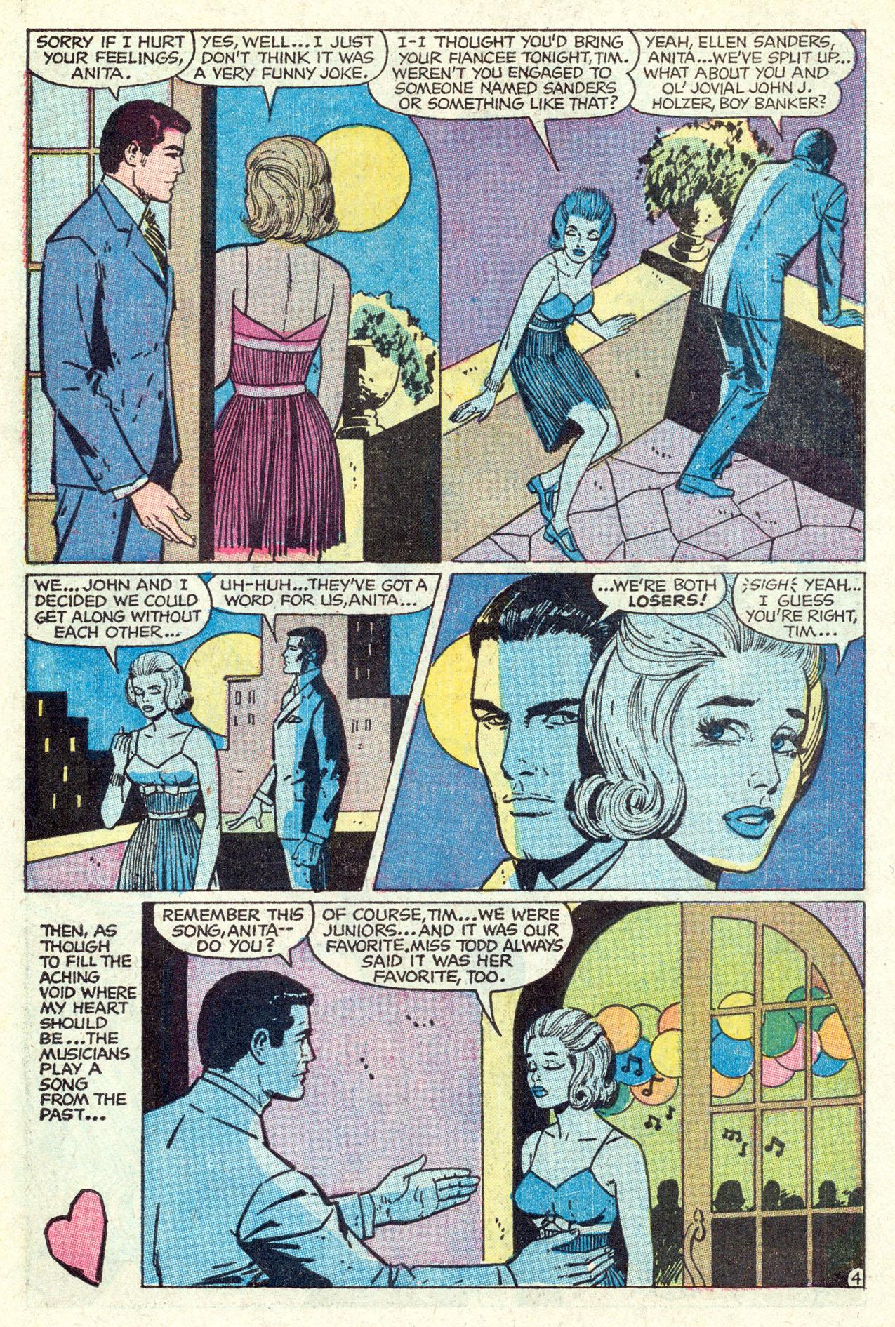 Read online Secret Hearts comic -  Issue #142 - 6
