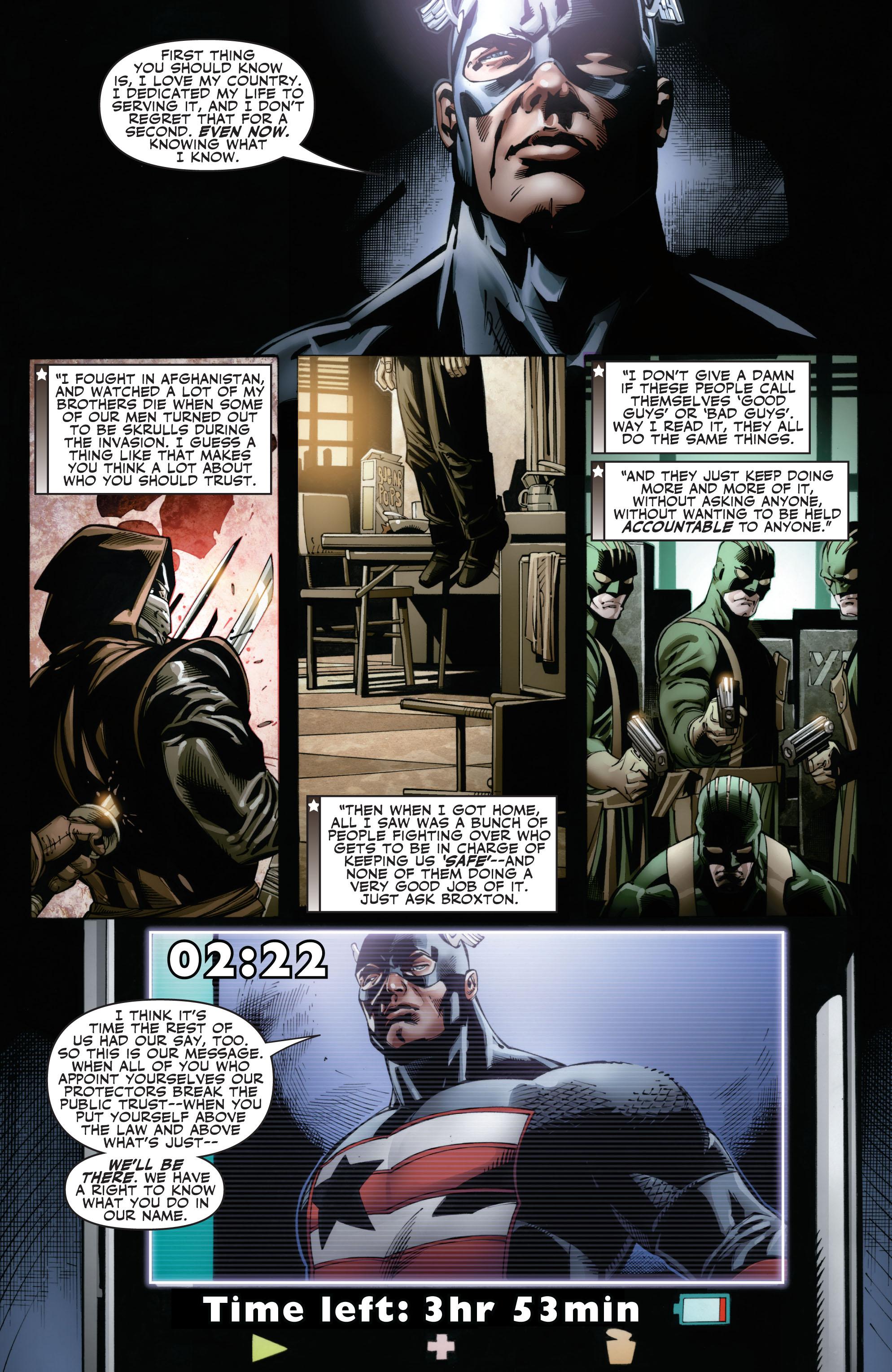 Read online Secret Avengers (2010) comic -  Issue #12.1 - 20