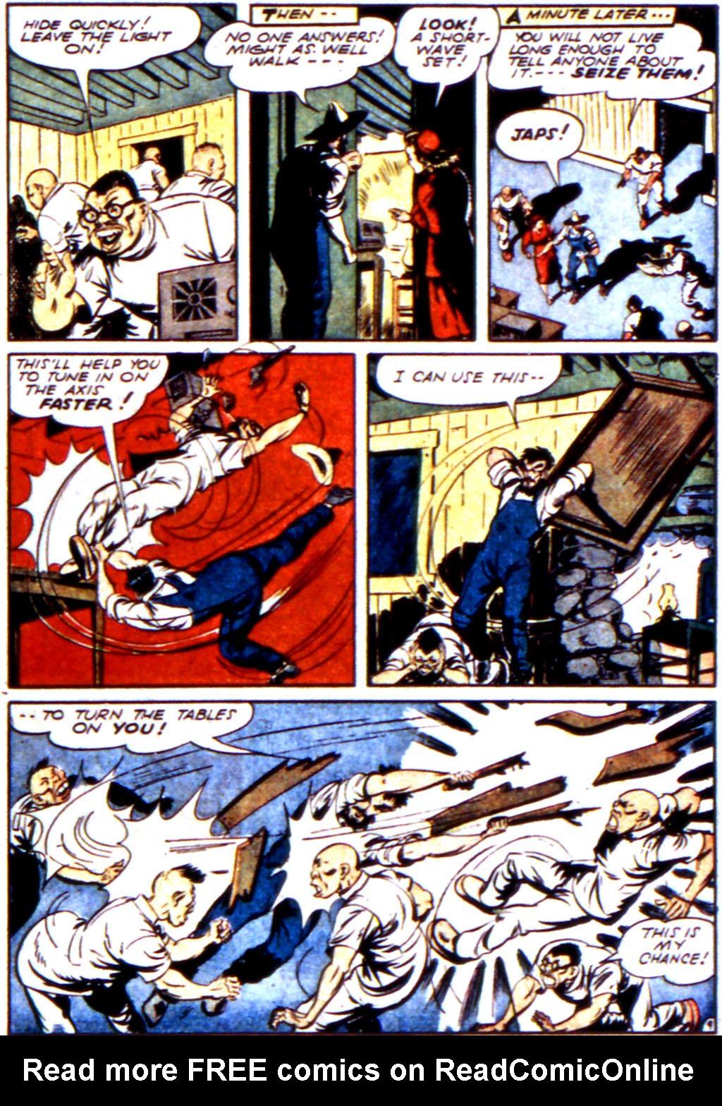 Sub-Mariner Comics Issue #11 #11 - English 29