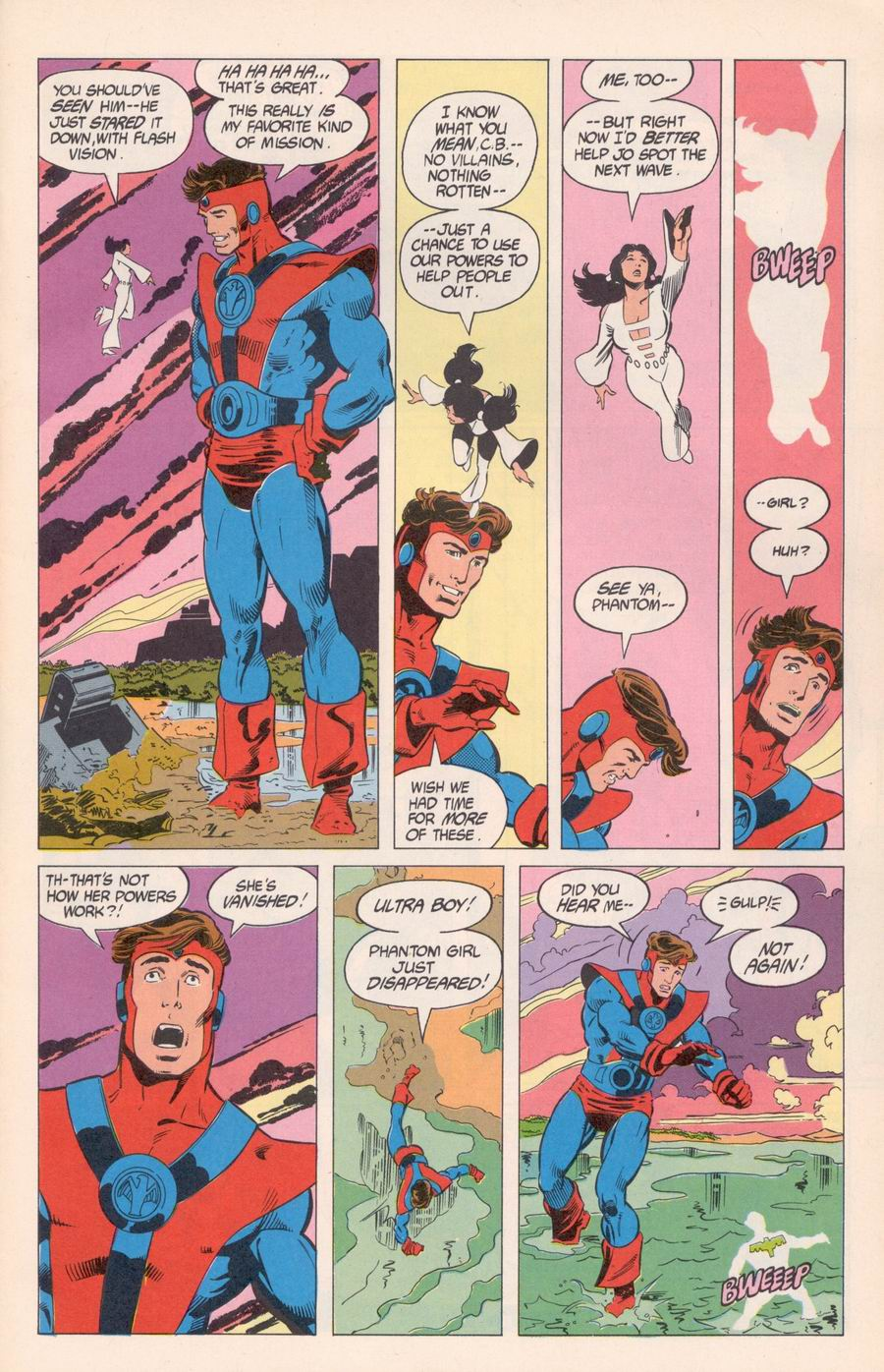 Tales of the Legion Issue #344 #31 - English 4