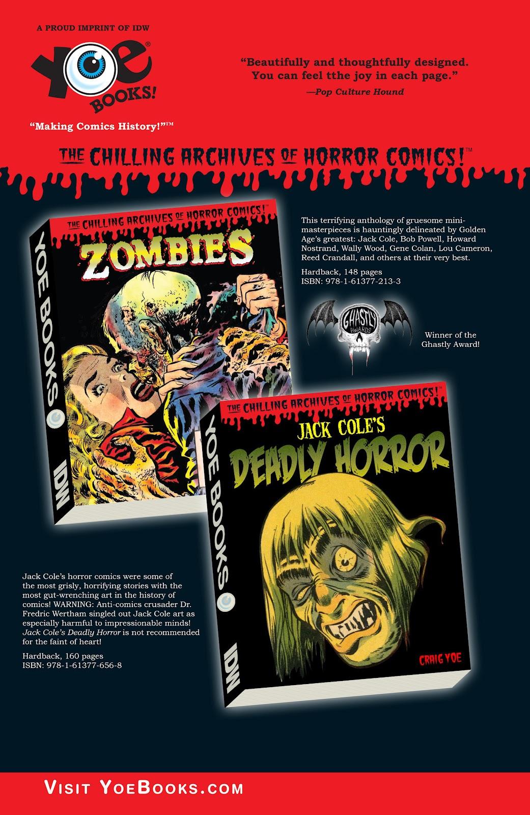 Haunted Horror Issue #10 #10 - English 52
