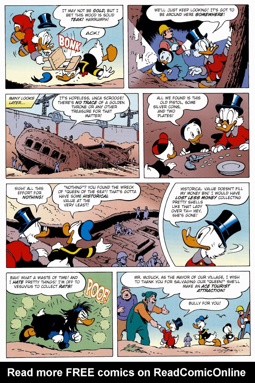 Uncle Scrooge (1953) Issue #327 #327 - English 16
