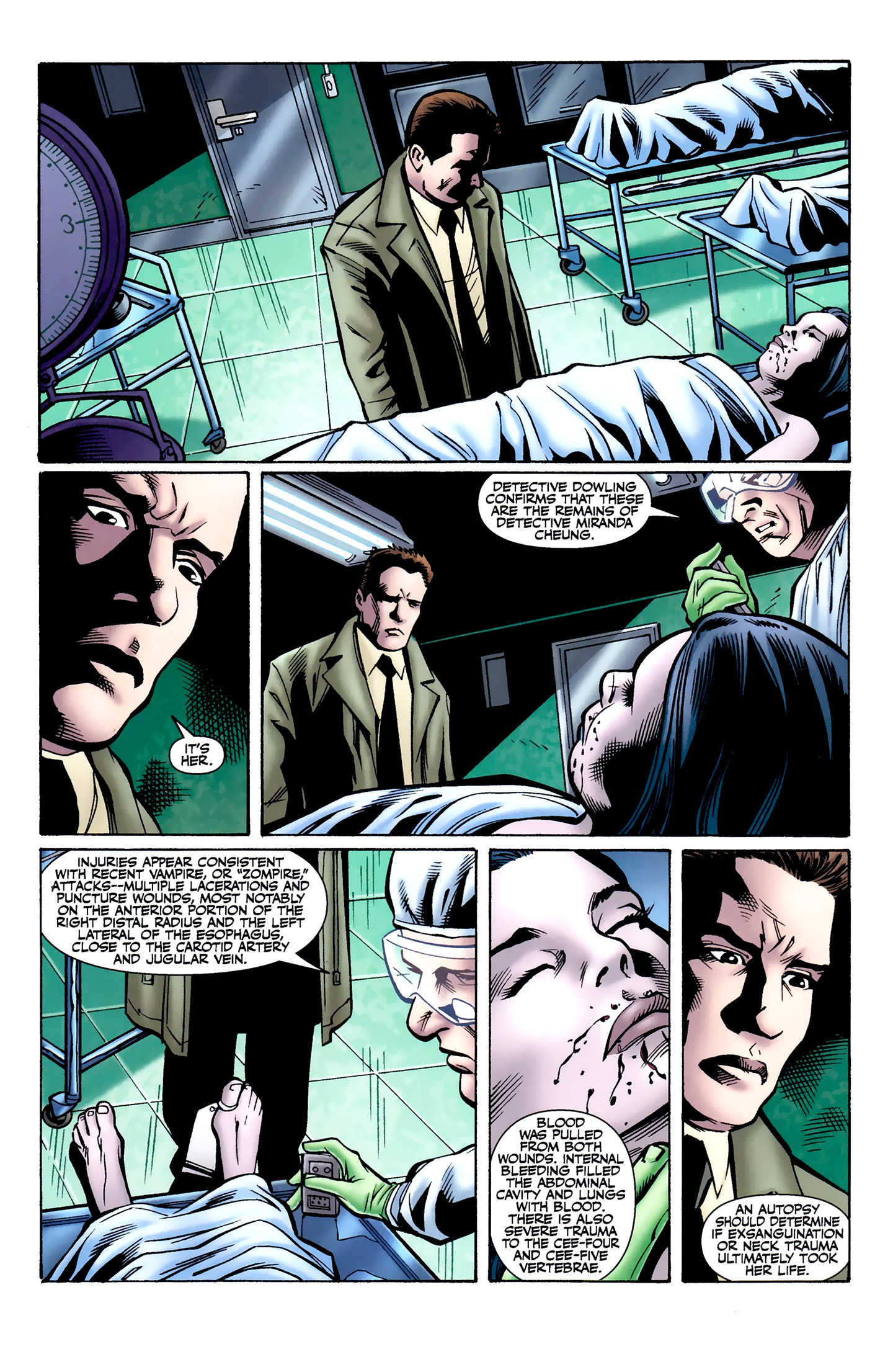 Read online Buffy the Vampire Slayer Season Nine comic -  Issue #8 - 7