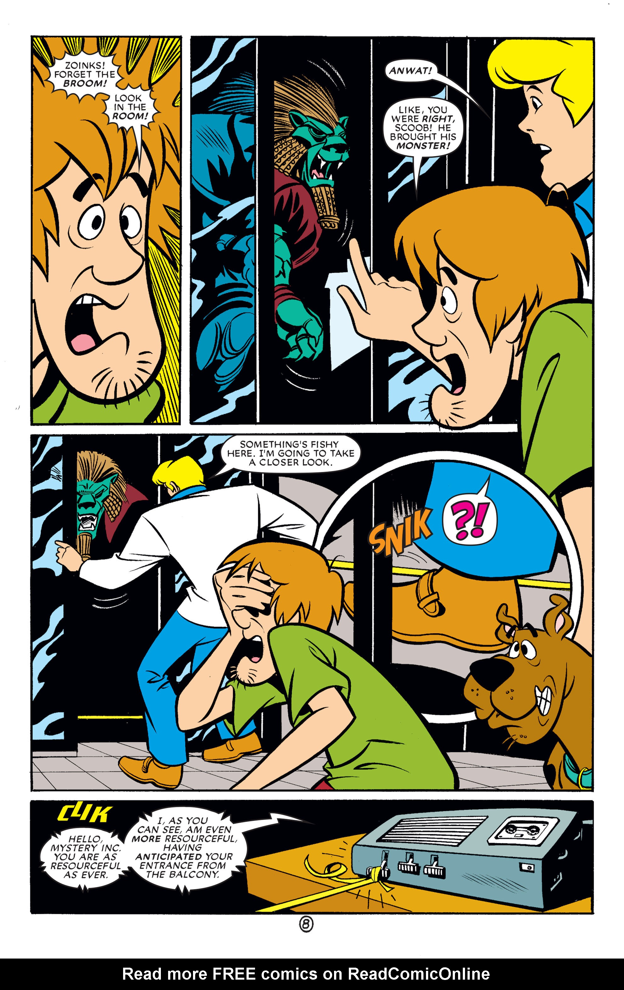 Read online Scooby-Doo (1997) comic -  Issue #62 - 19