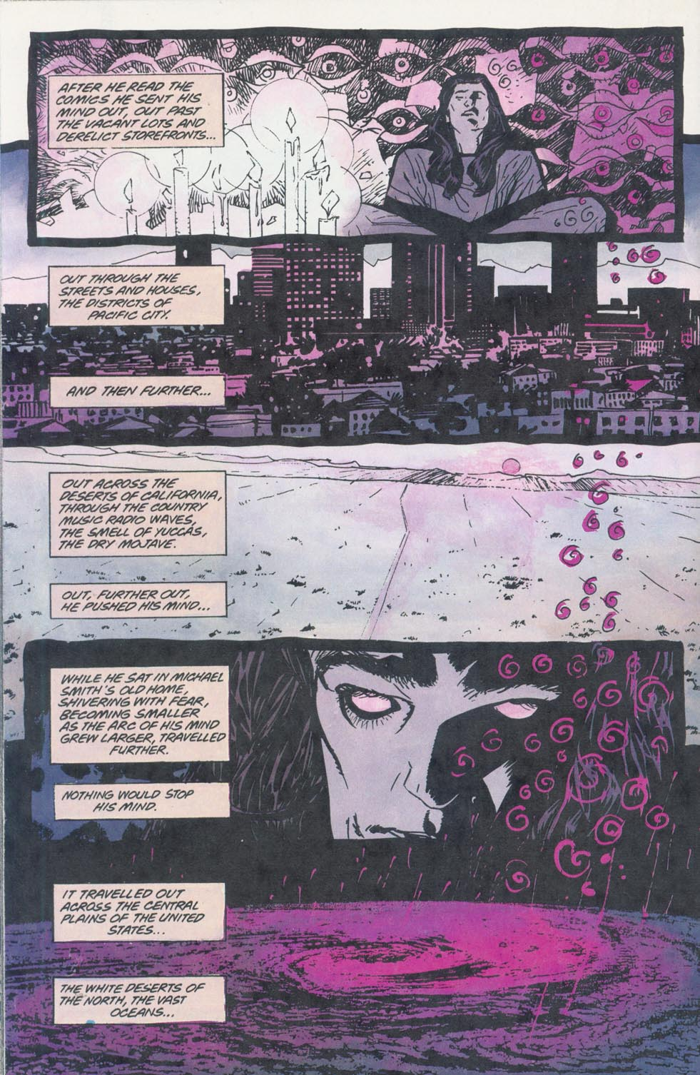 Read online Enigma comic -  Issue #8 - 15