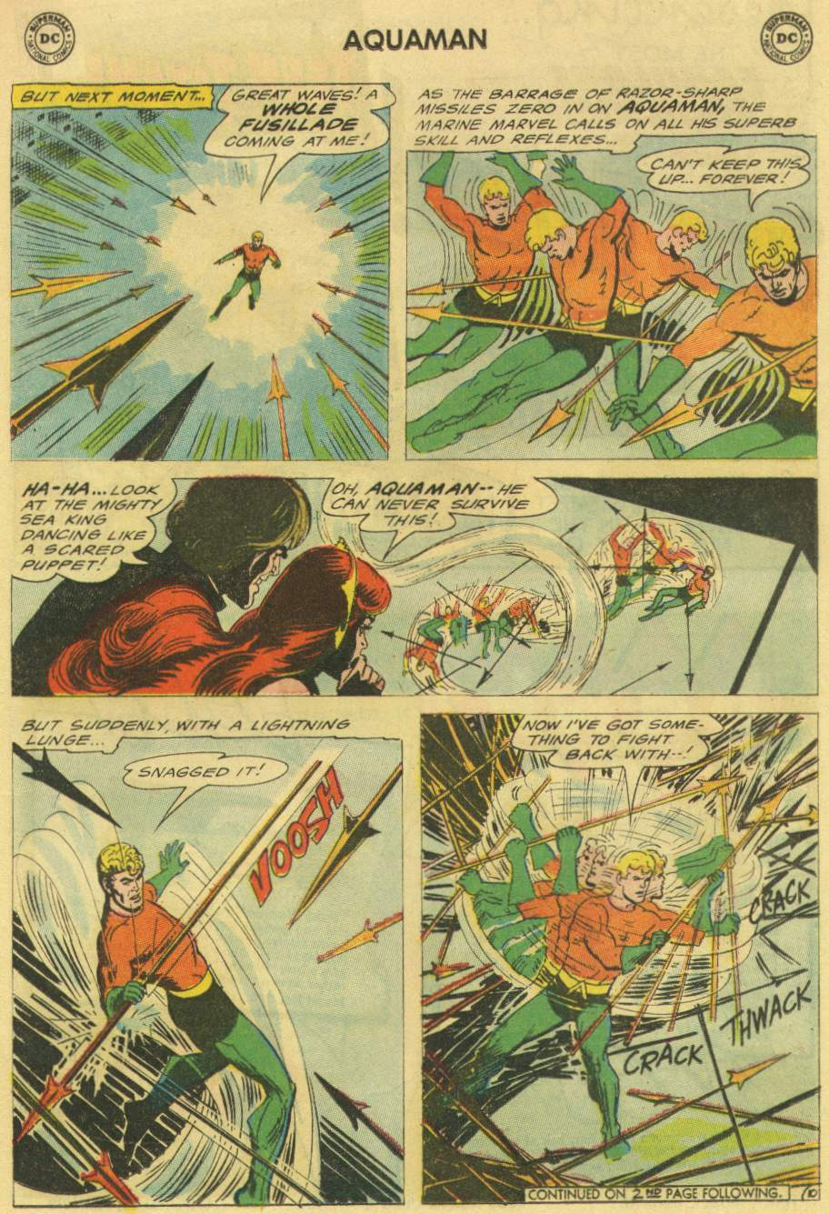 Read online Aquaman (1962) comic -  Issue #22 - 13
