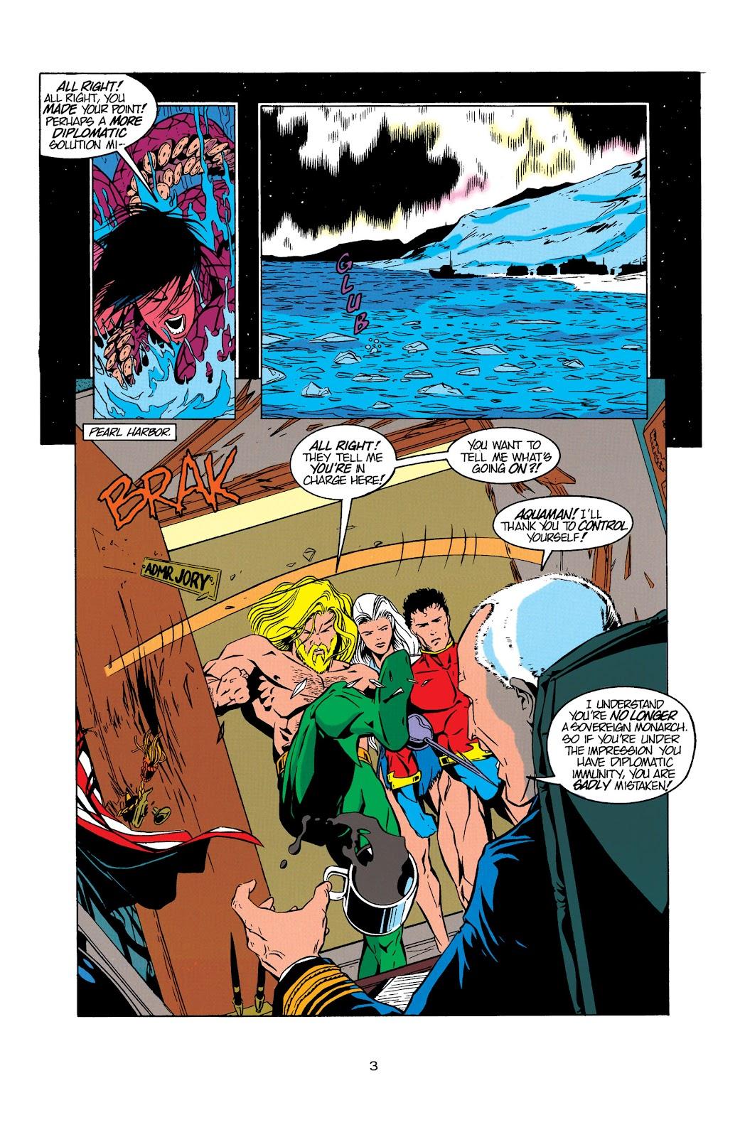Aquaman (1994) Issue #5 #11 - English 4