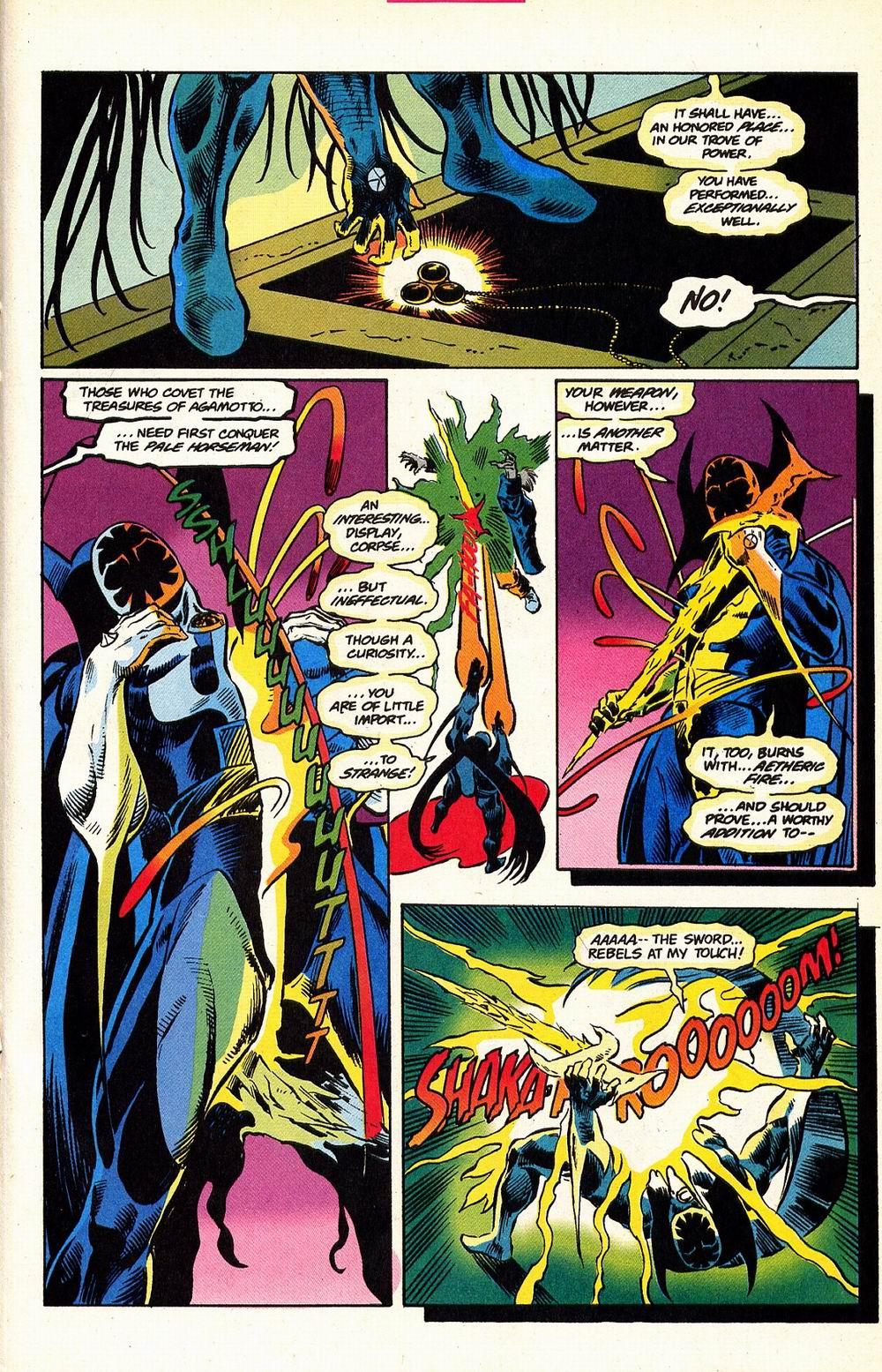 Read online Secret Defenders comic -  Issue #17 - 16