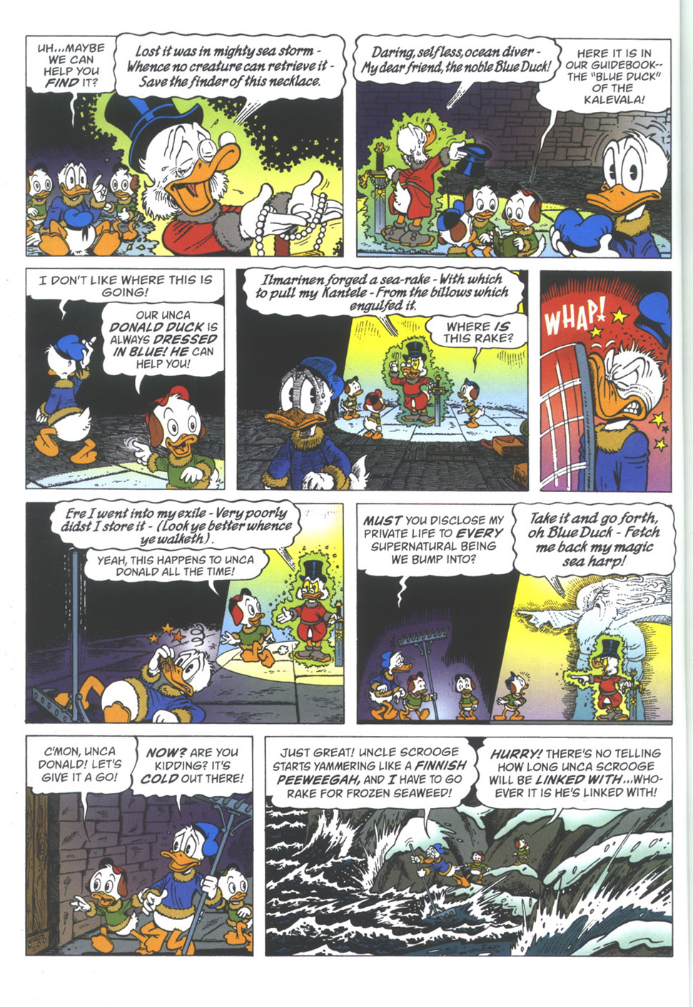 Uncle Scrooge (1953) Issue #334 #334 - English 12