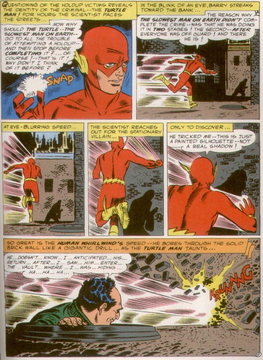 Read online Secret Origins (1961) comic -  Issue # Full - 69