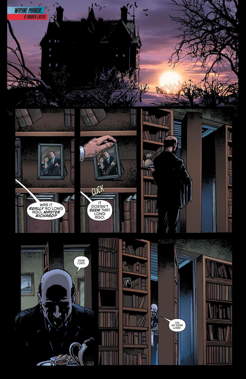 Nightwing (2011) Issue #30 #32 - English 9