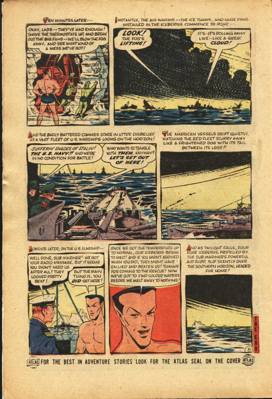 Sub-Mariner Comics #42 #42 - English 9