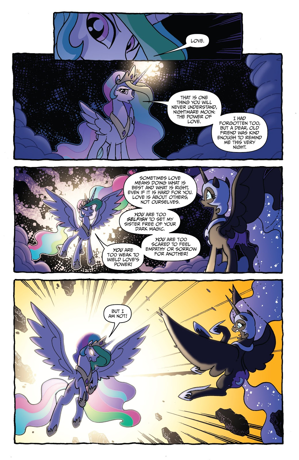 My Little Pony: Fiendship is Magic Issue #4 #4 - English 22