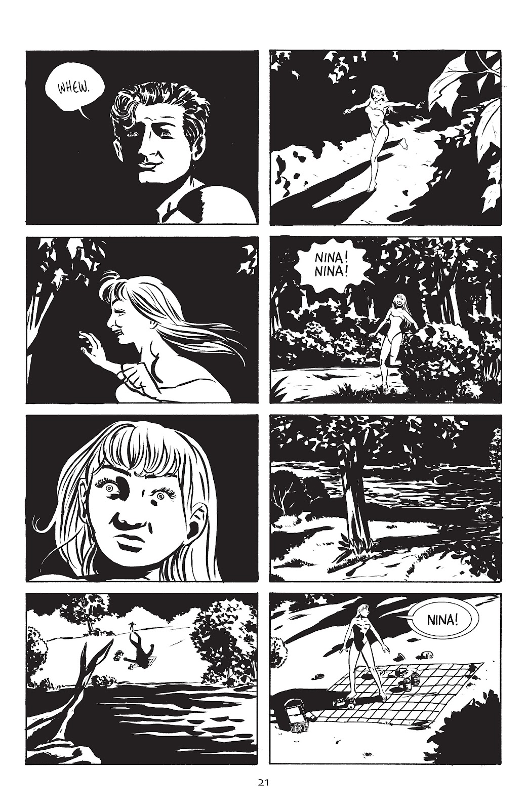 Stray Bullets Issue #11 #11 - English 23