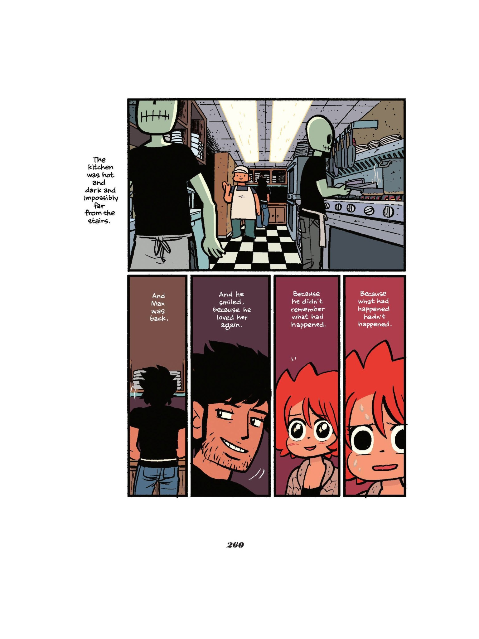 Read online Seconds comic -  Issue # Full - 260