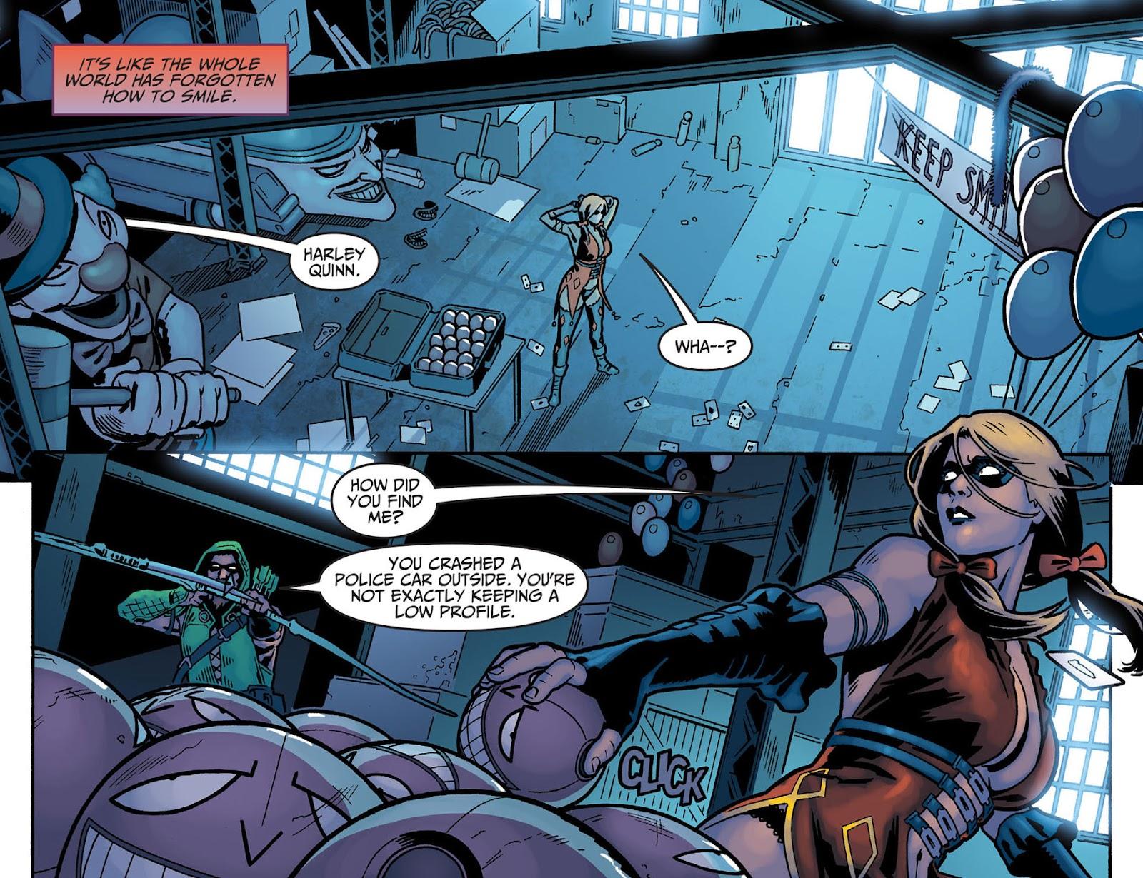 Injustice: Gods Among Us [I] Issue #5 #6 - English 7