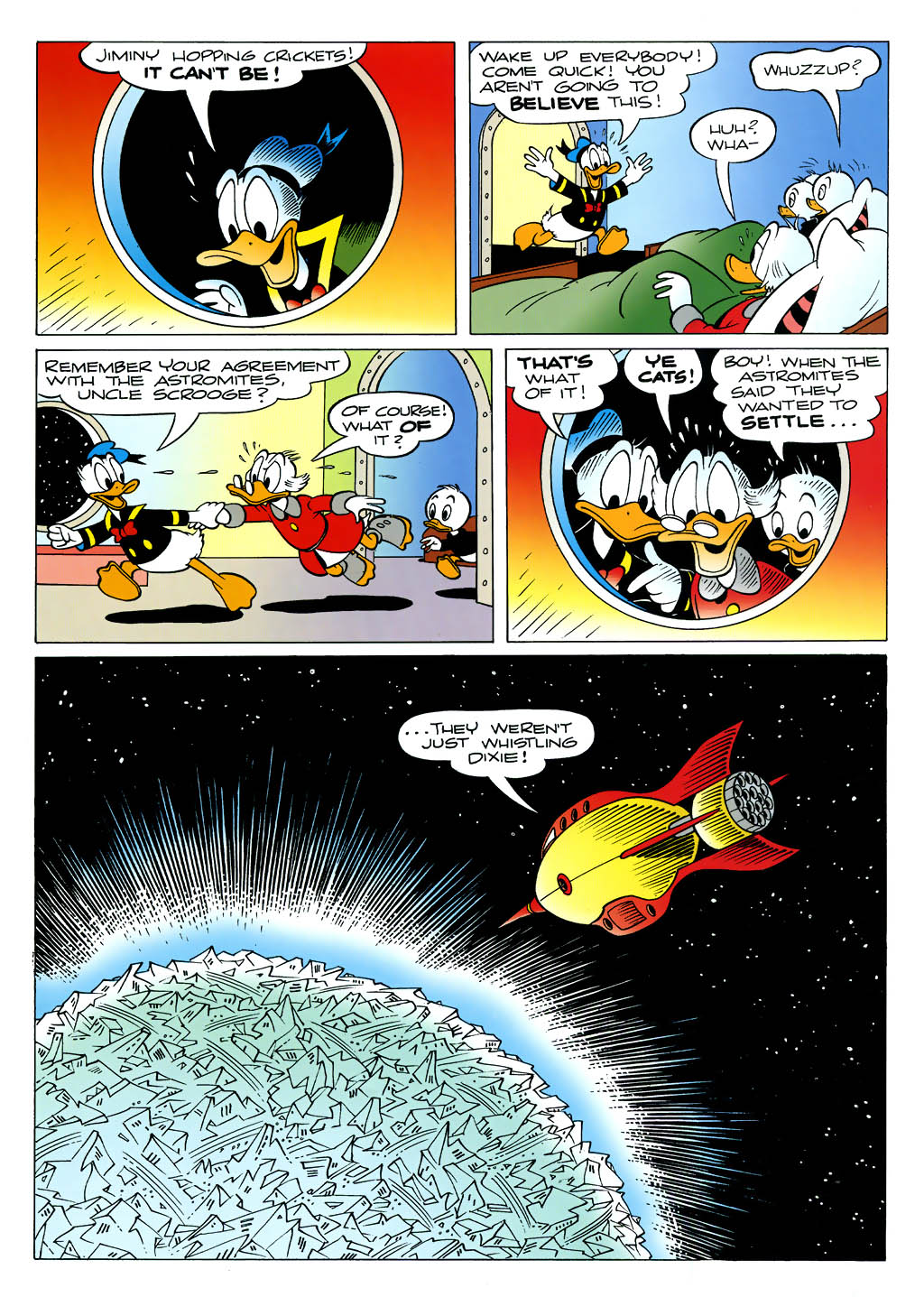 Uncle Scrooge (1953) Issue #322 #322 - English 10
