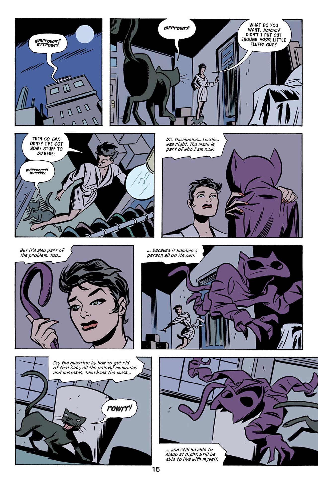 Catwoman (2002) #1 #83 - English 16