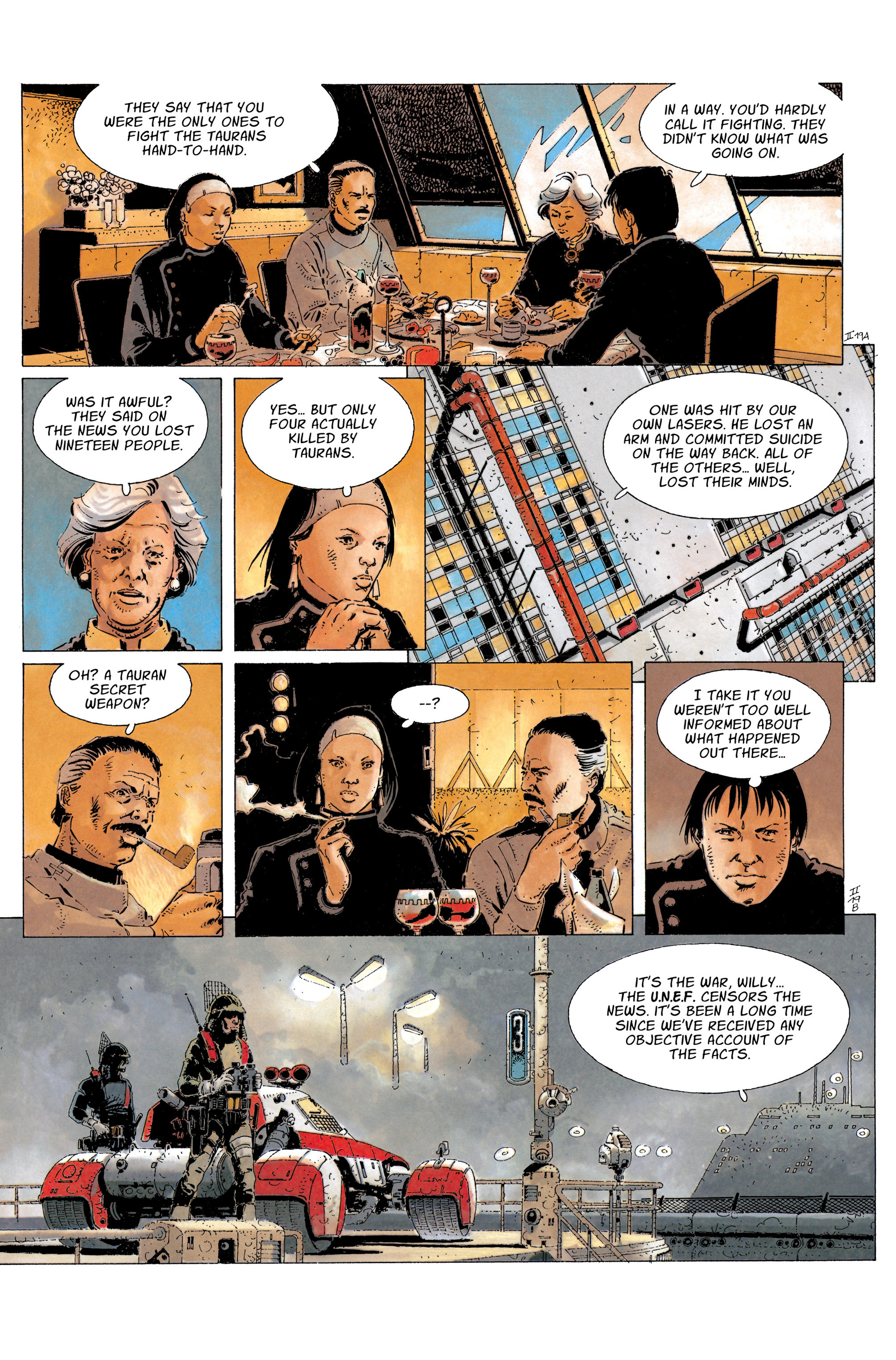 The Forever War (2017) #3 #4 - English 23