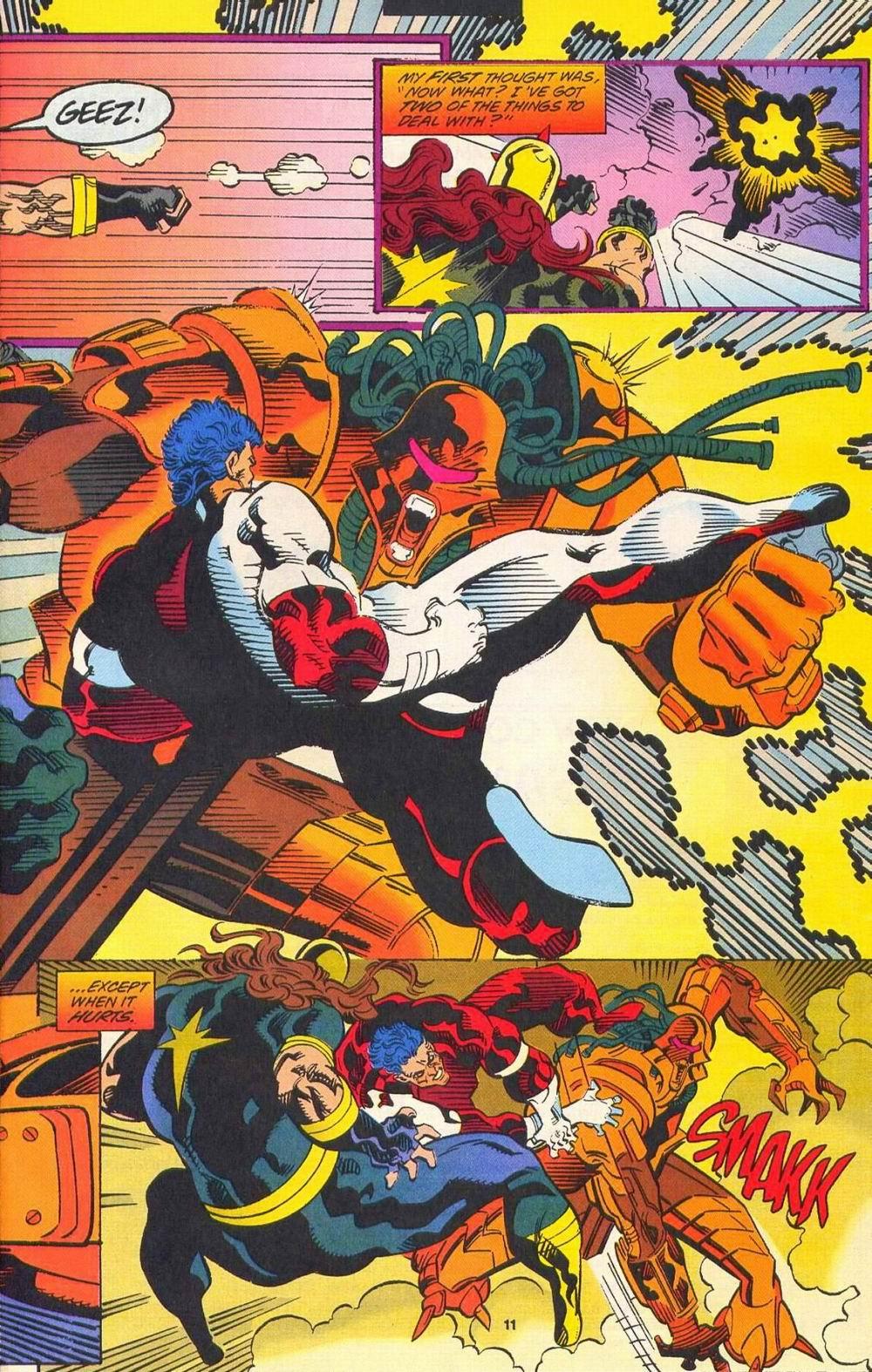 Read online Secret Defenders comic -  Issue #11 - 9