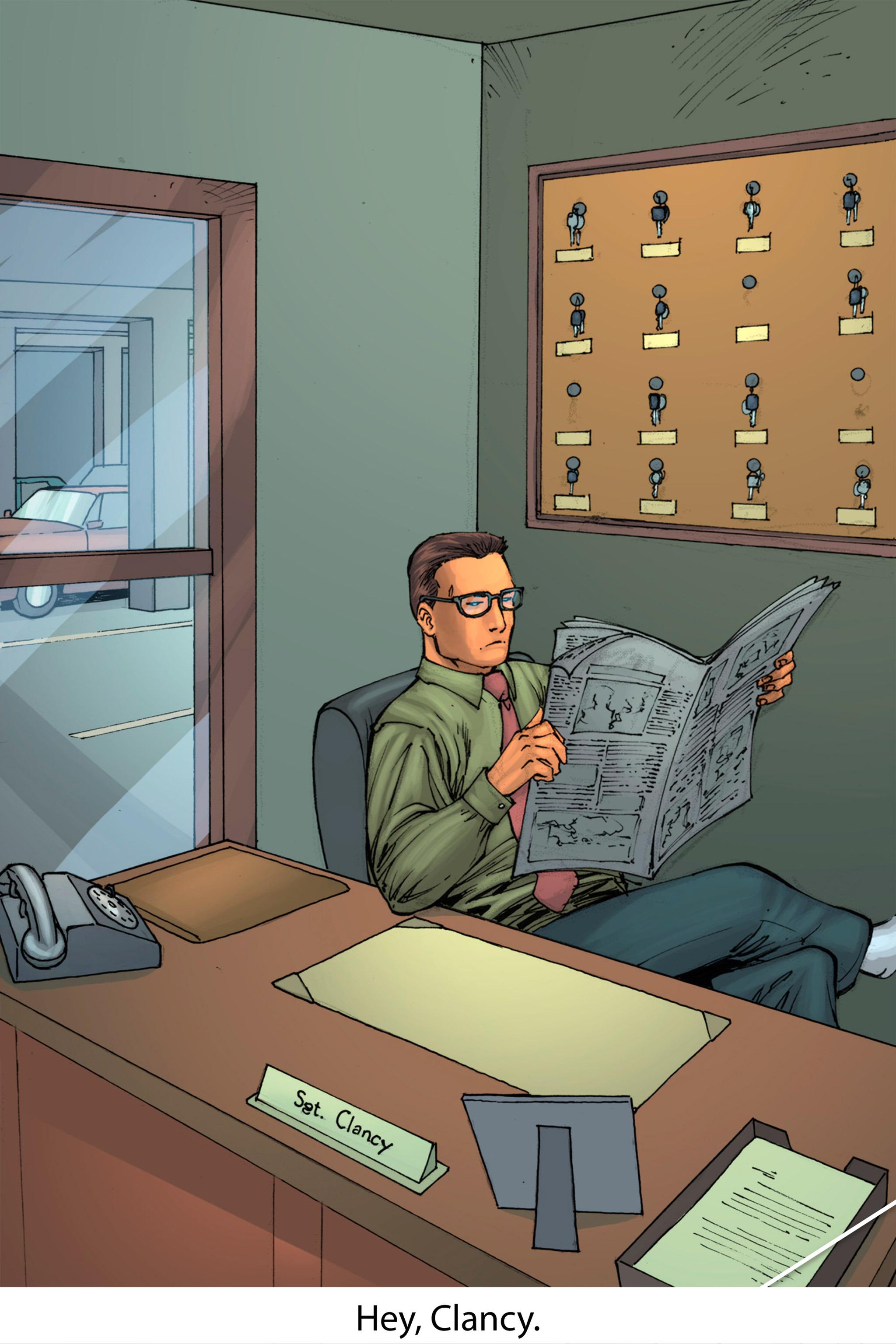 Read online Z-Men comic -  Issue #1 - 61