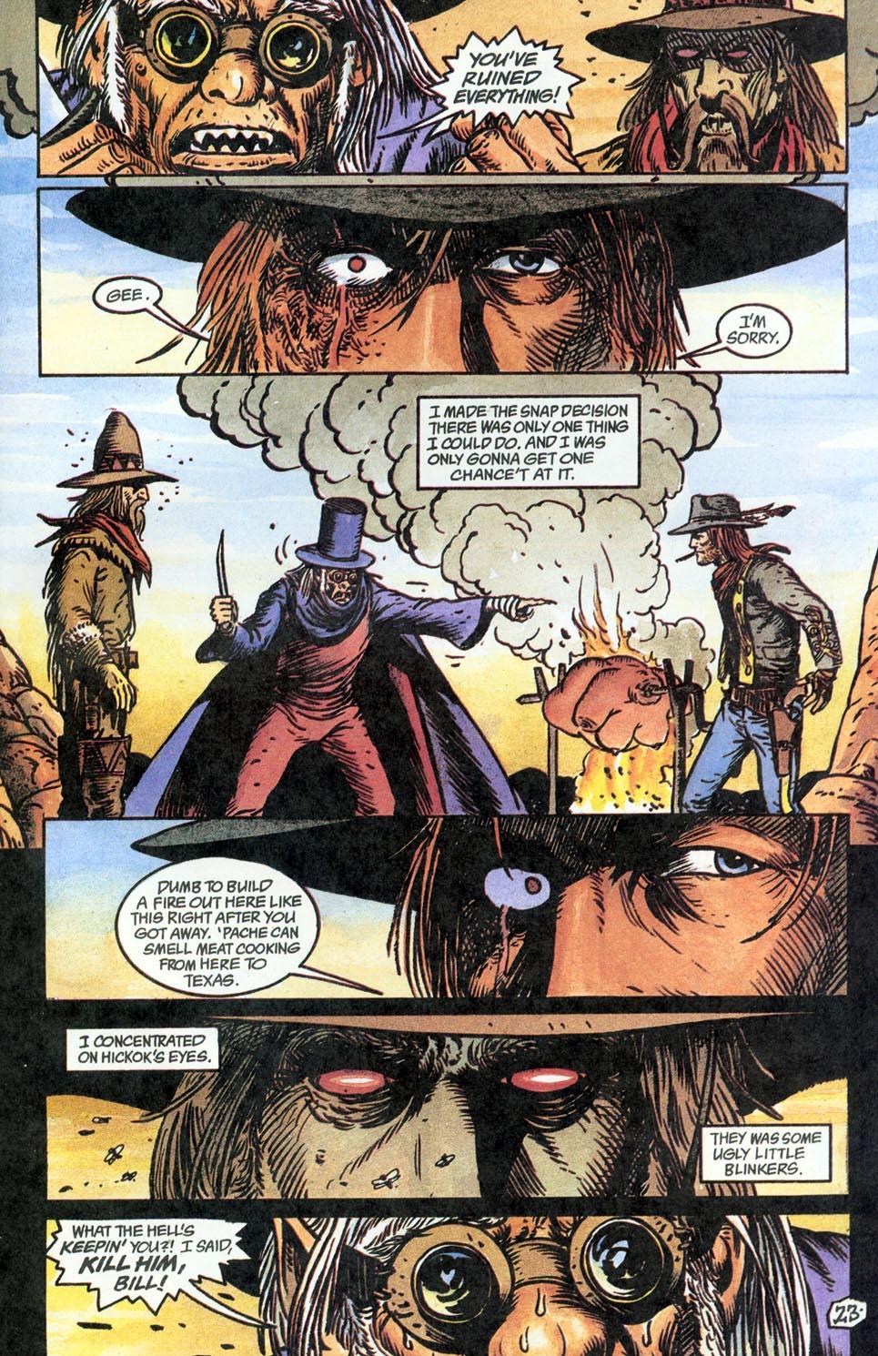 Jonah Hex: Two-Gun Mojo Issue #5 #5 - English 25