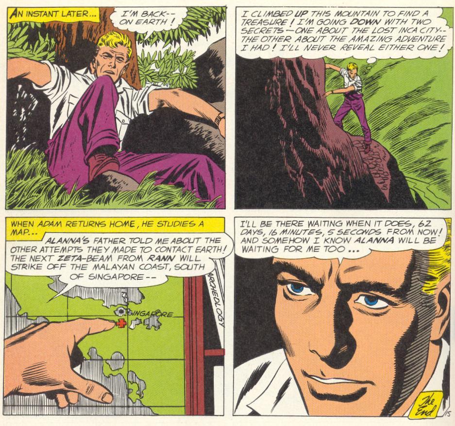 Read online Secret Origins (1961) comic -  Issue # Full - 29